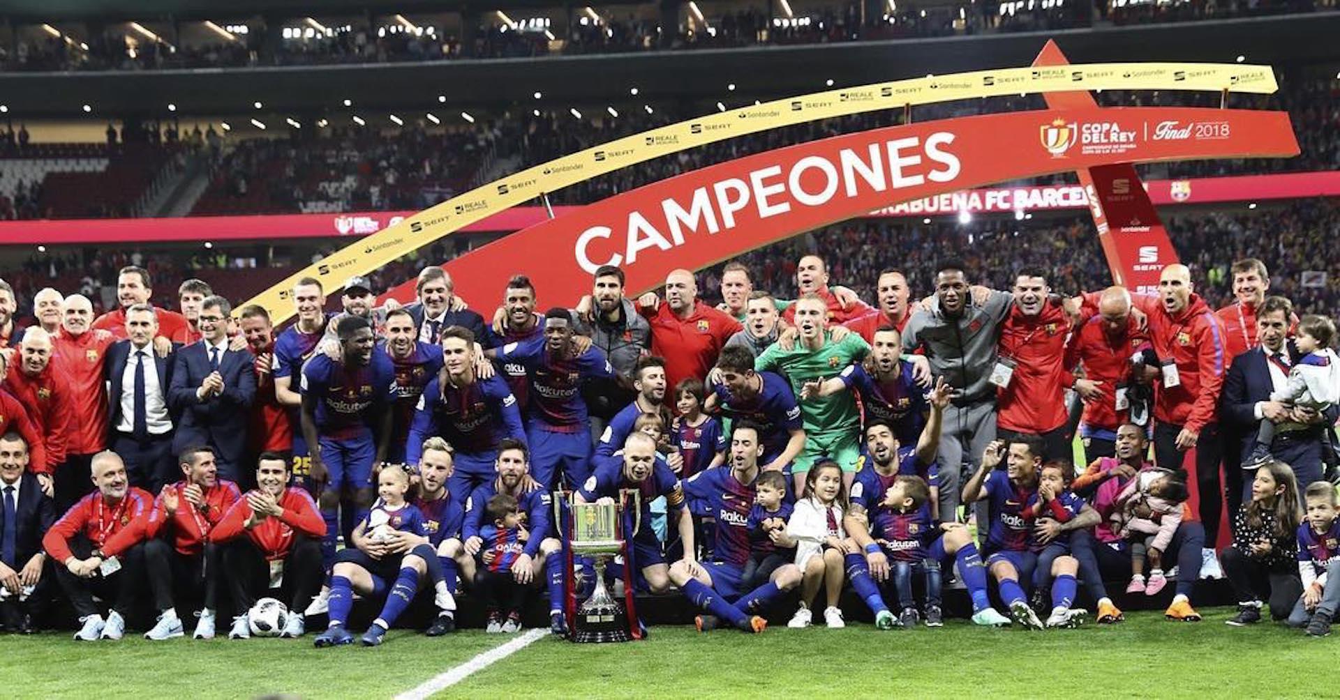 Barcelona viene de ganar La Liga y la Copa del Rey, mientras que Real Madrid se encuentra en la final de la Champions League