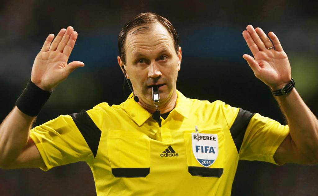 Eriksson, el sueco que aparecía como candidato para la final. Pero el nombre cambió