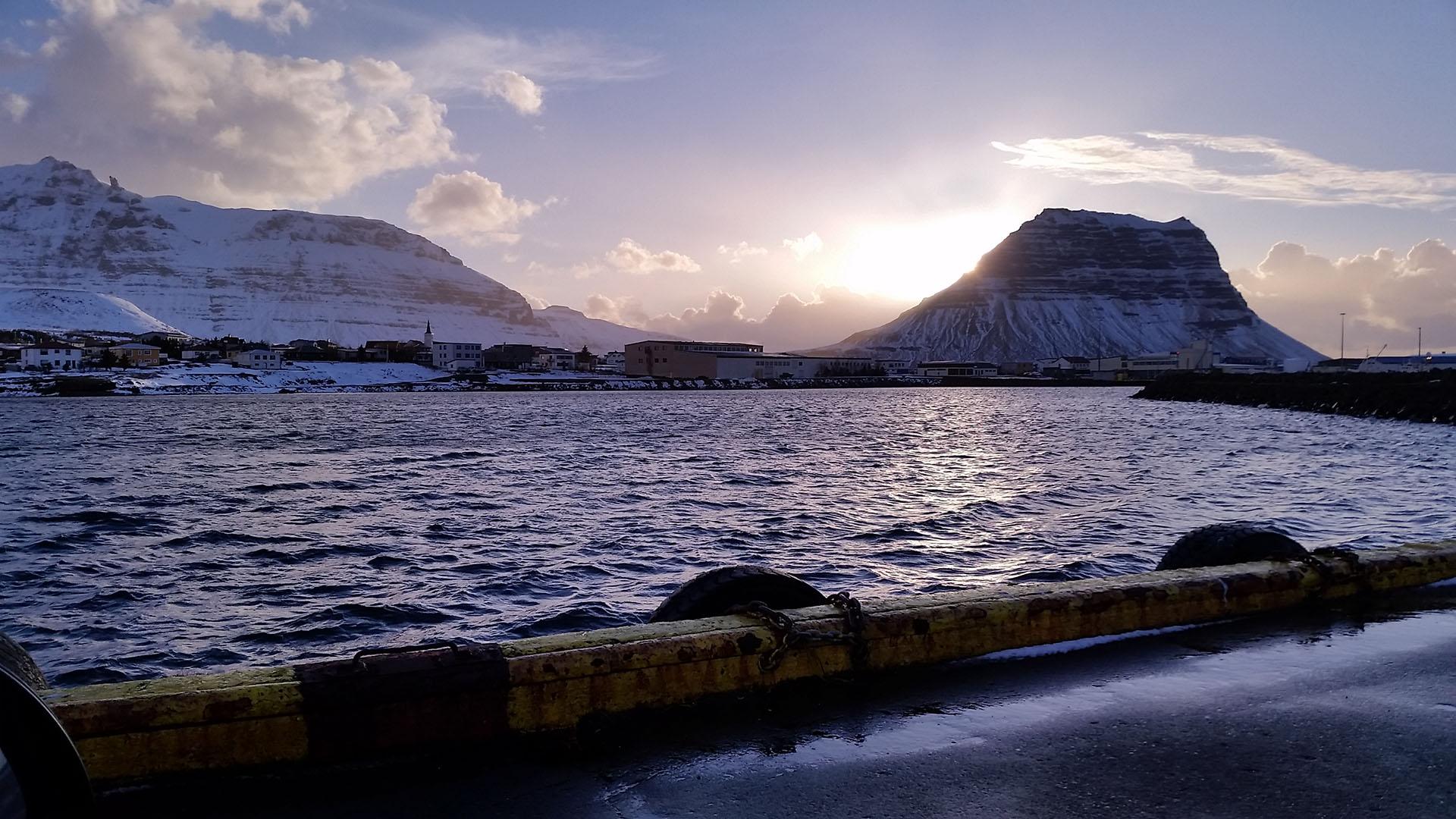 Montaña de Kirkjufell