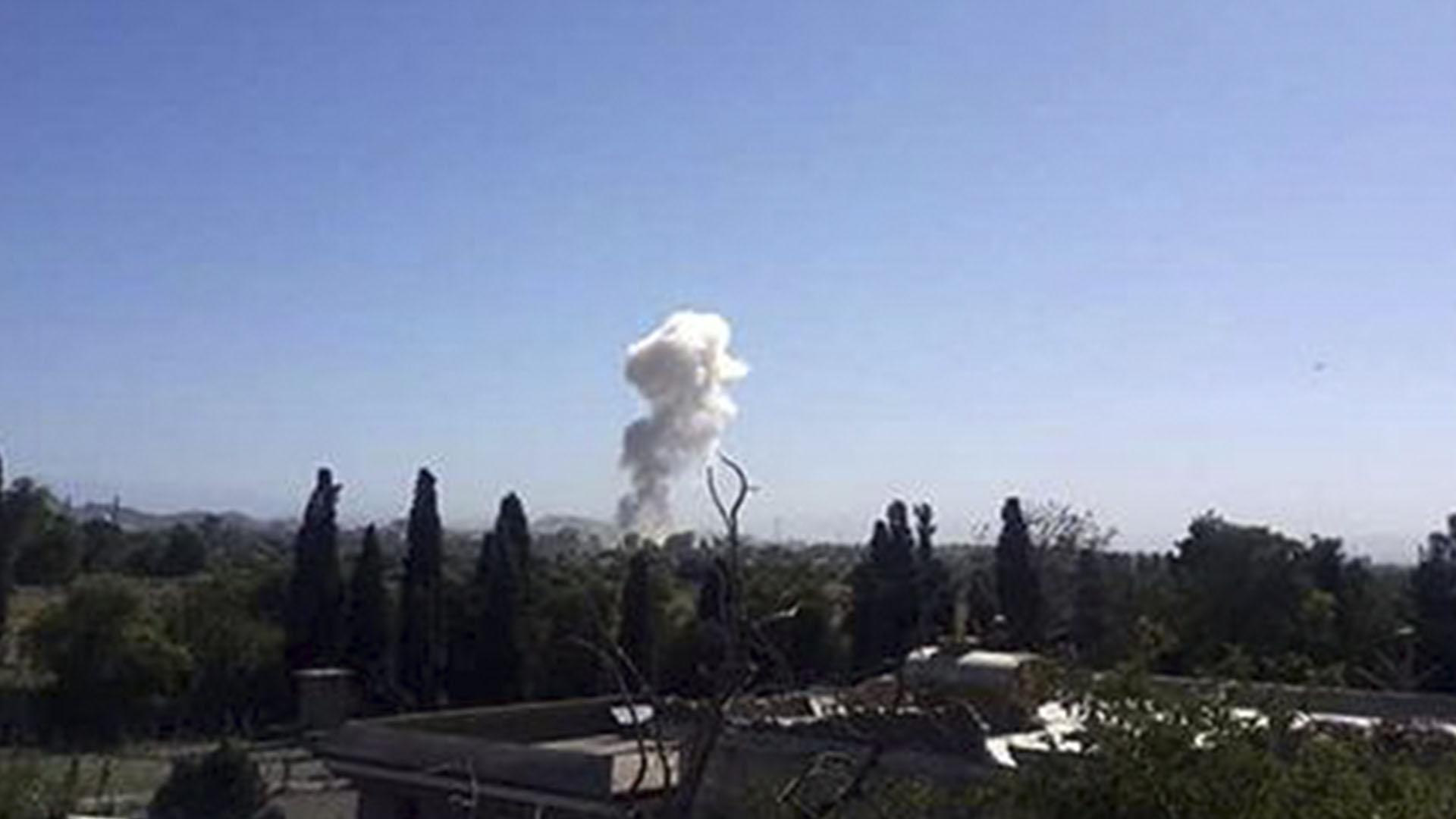 Ningún grupo insurgente ha reclamado todavía la autoría del atentado