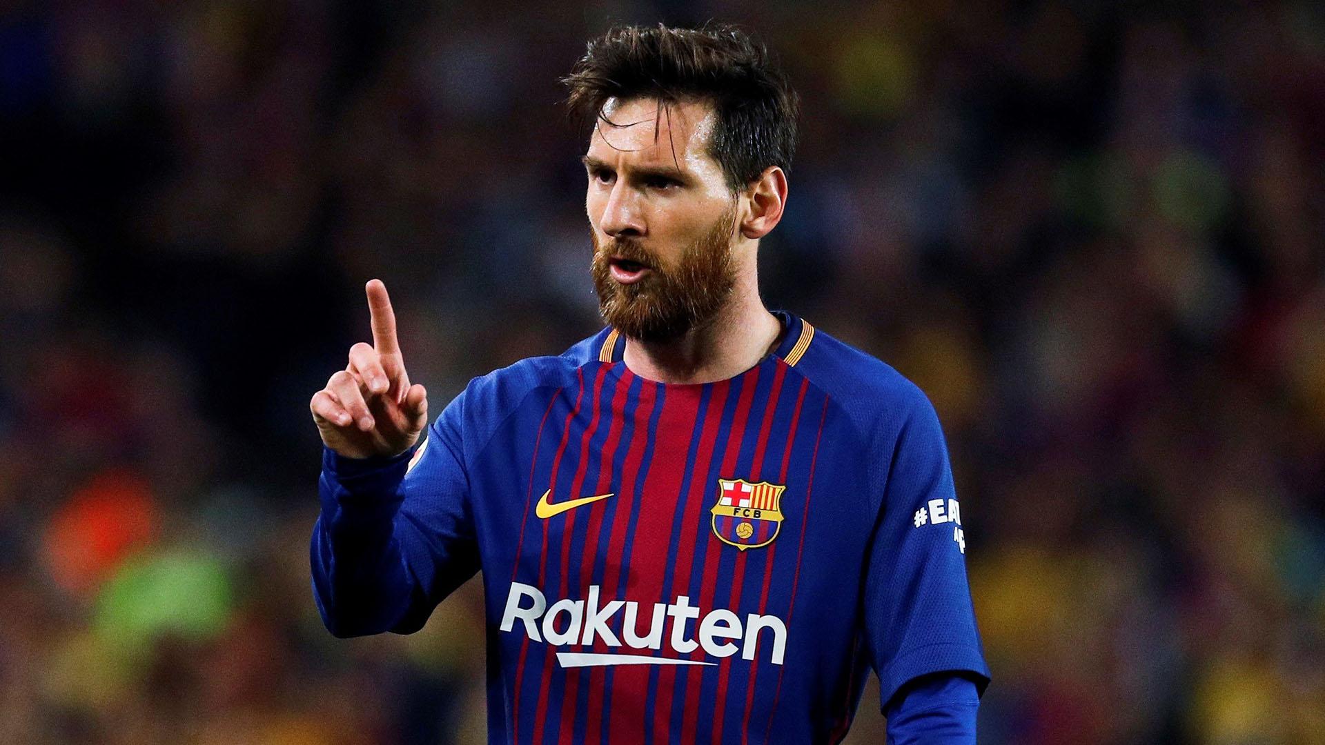 Lionel Messi volvió a ser clave para Barcelona (Foto: EFE)