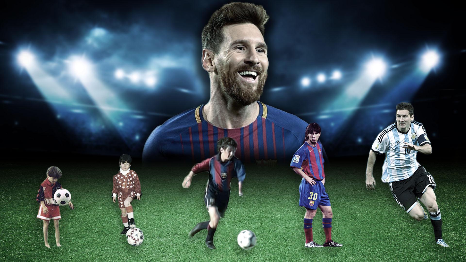 El progreso de Lionel Messi con el correr de los años (Mariano Llanes)