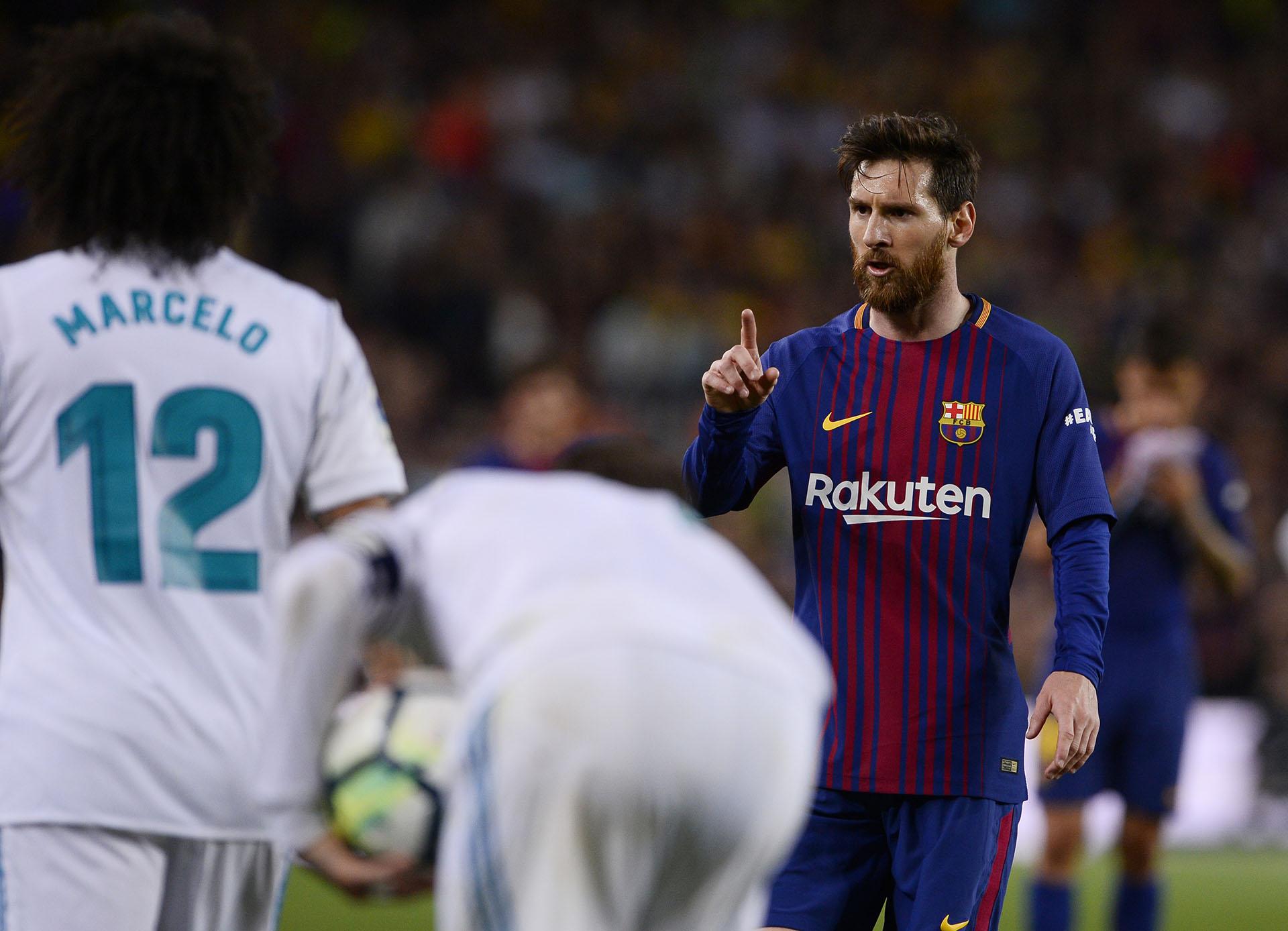 Messi sigue en la pelea por la Bota de Oro (AFP)