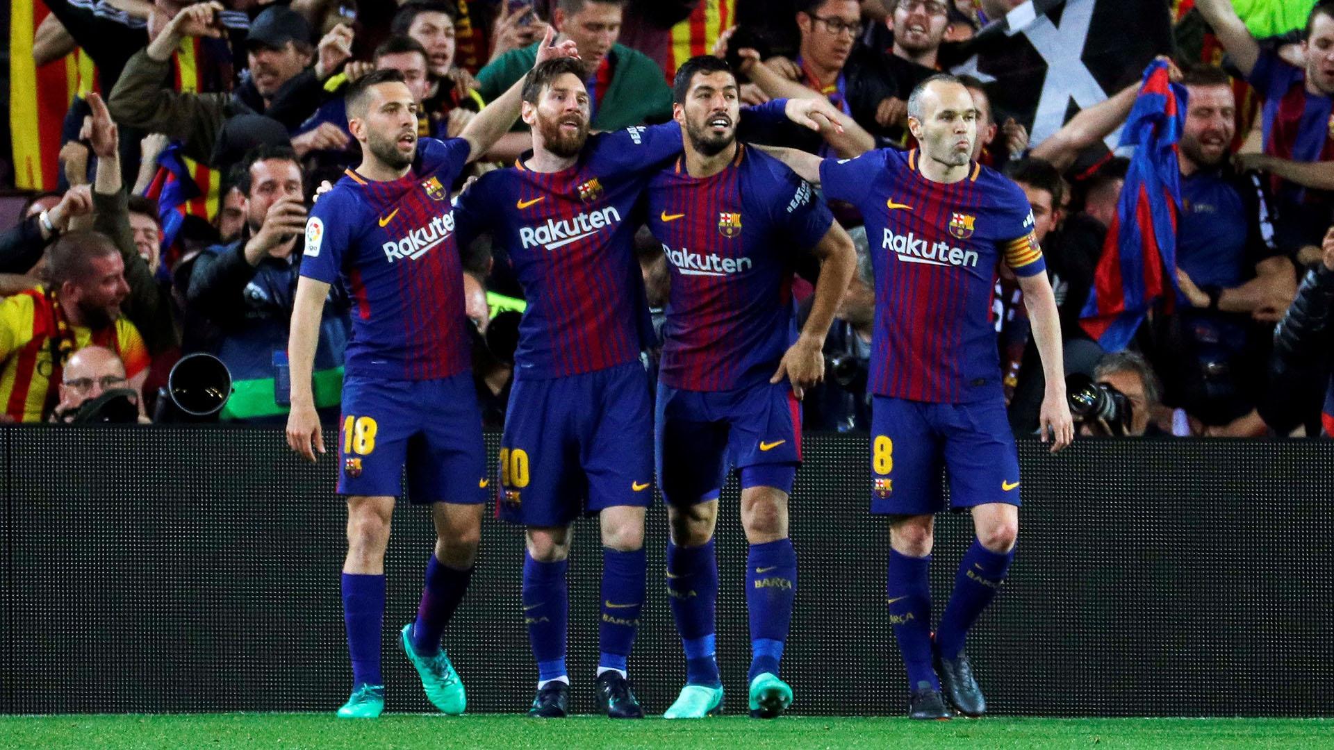 Barcelona se consagró campeón la fecha pasada (EFE)