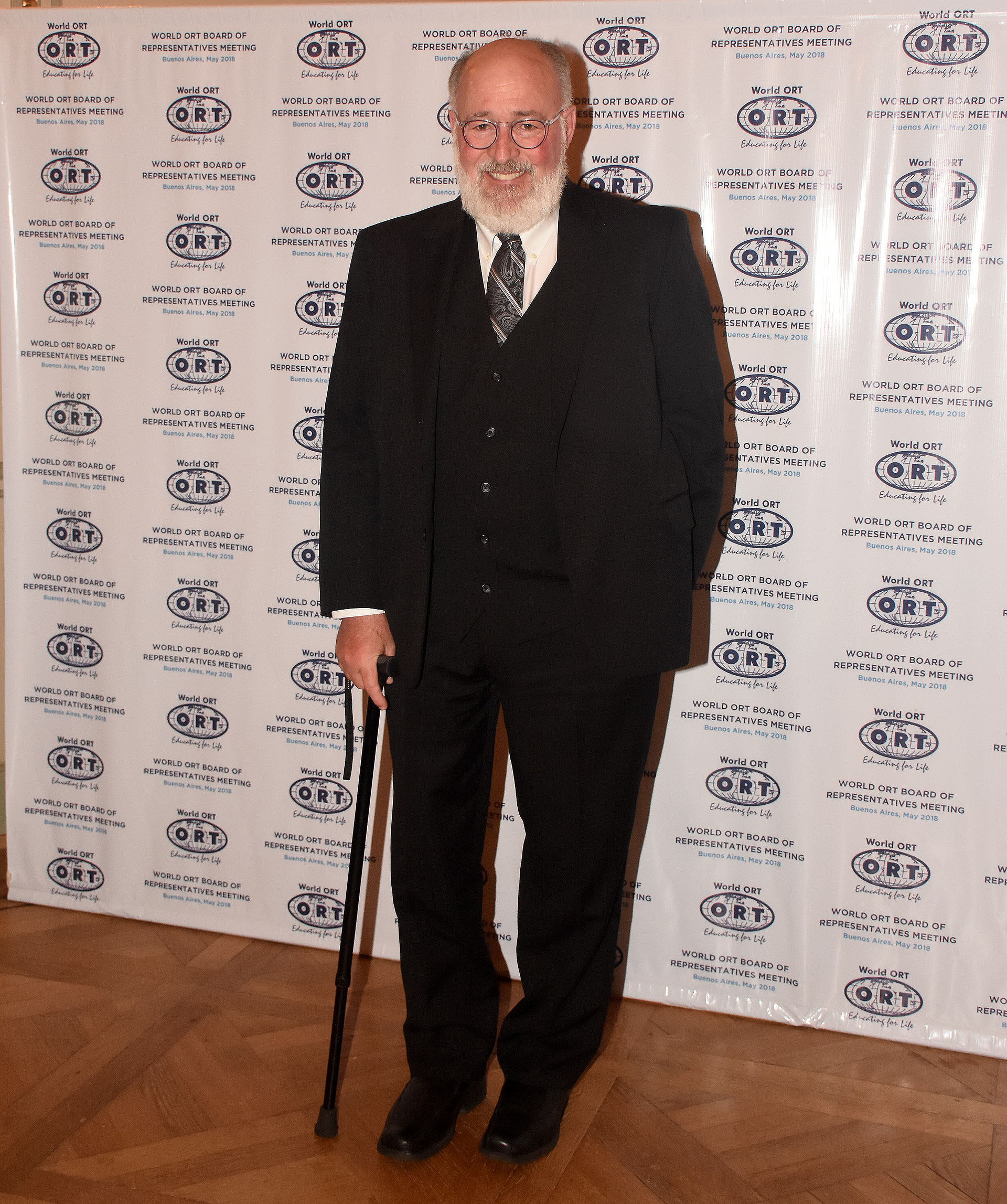 Richard Bernstein, vicepresidente de ORT Mundial