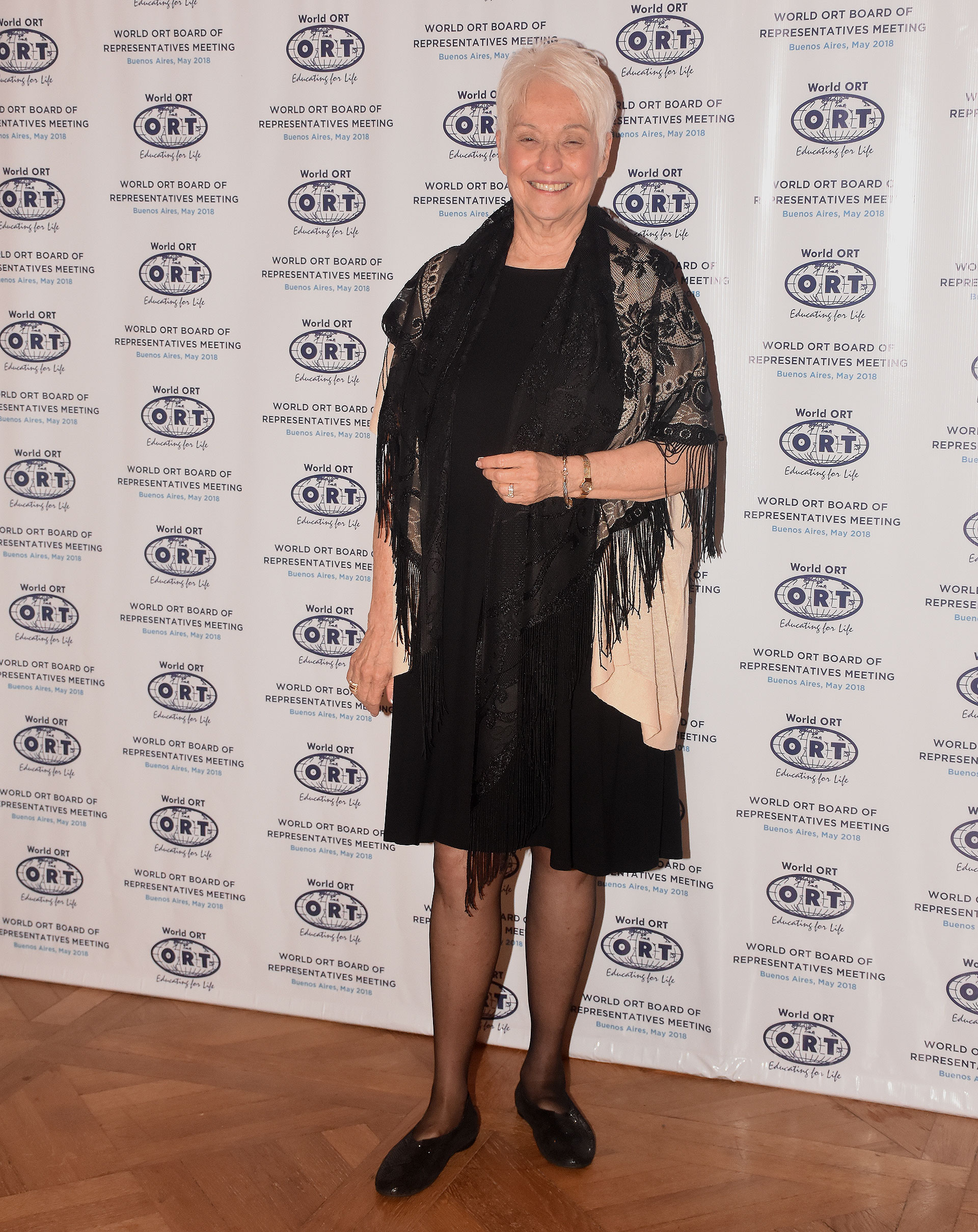 Judi Menikoff, senior official de ORT Mundial