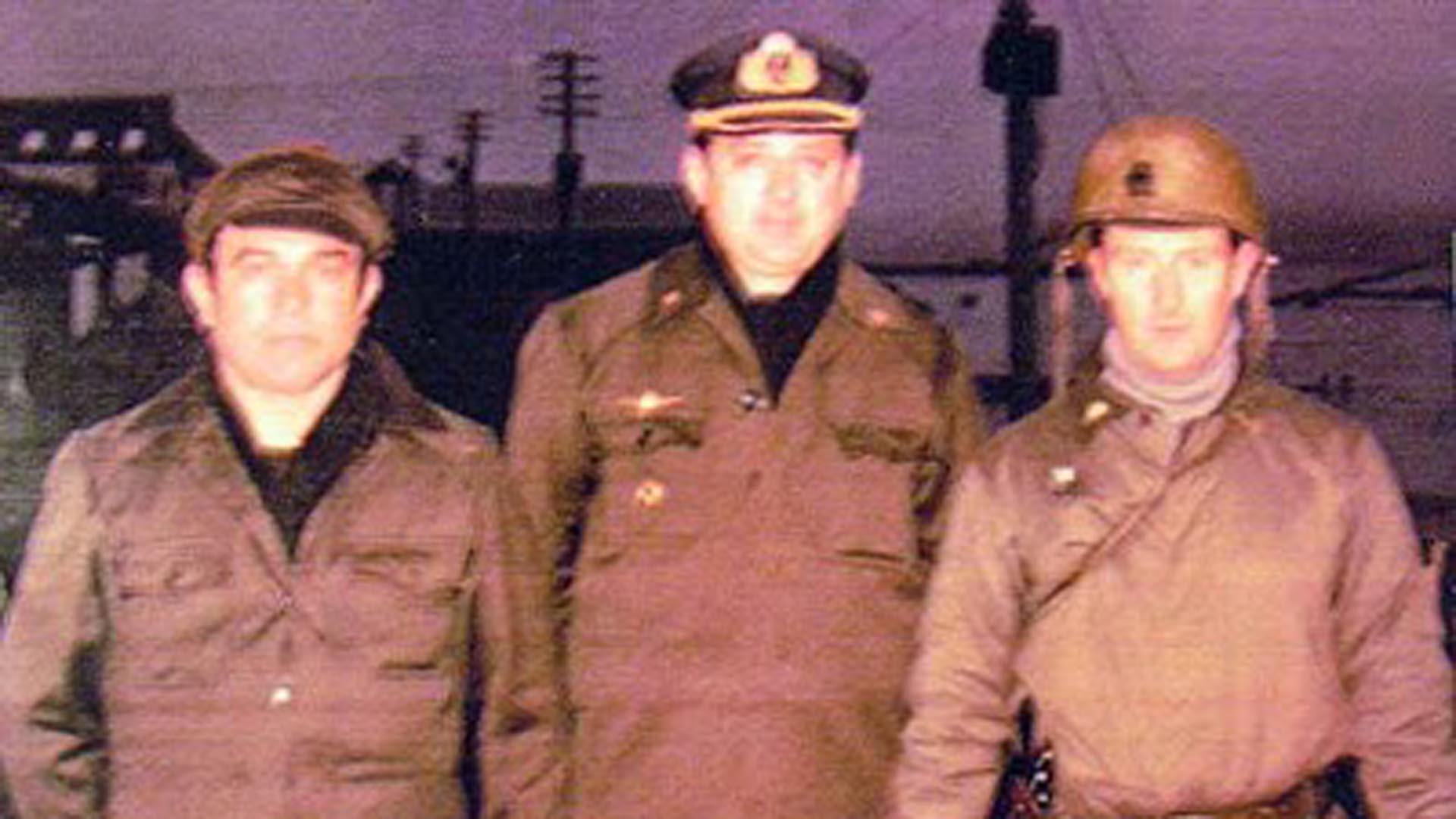 Alfredo Lópezy (izquierda) y Alois Payarola (derecha)