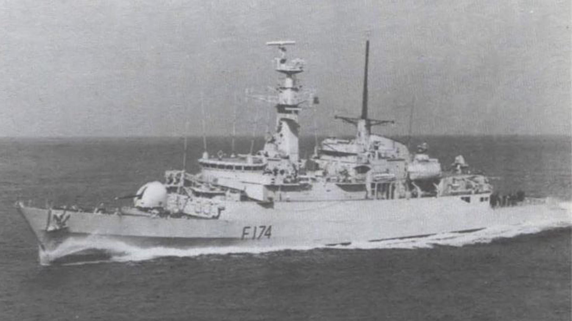 HMS Alacrity
