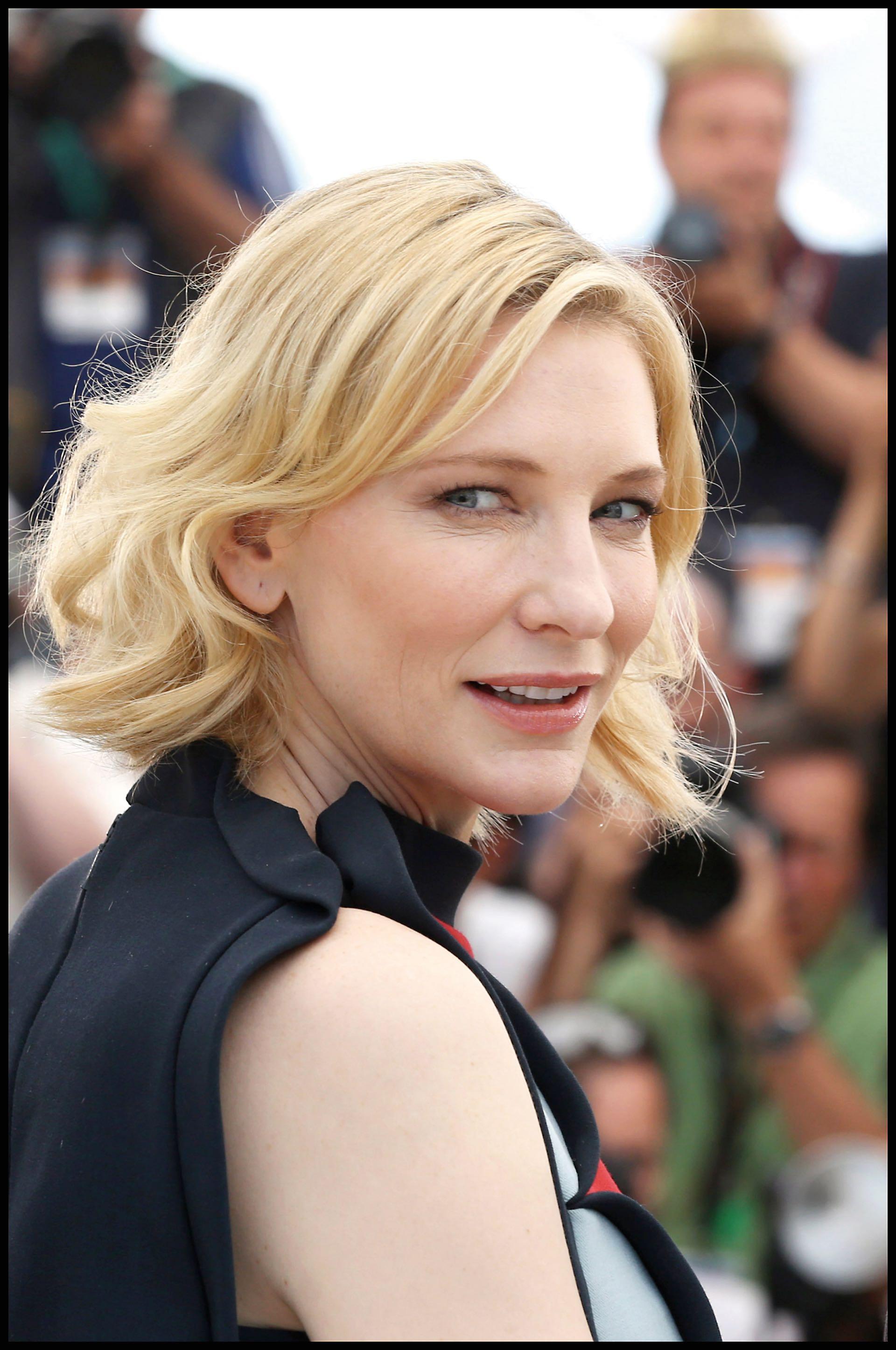 FLAPPER. Cate Blanchett