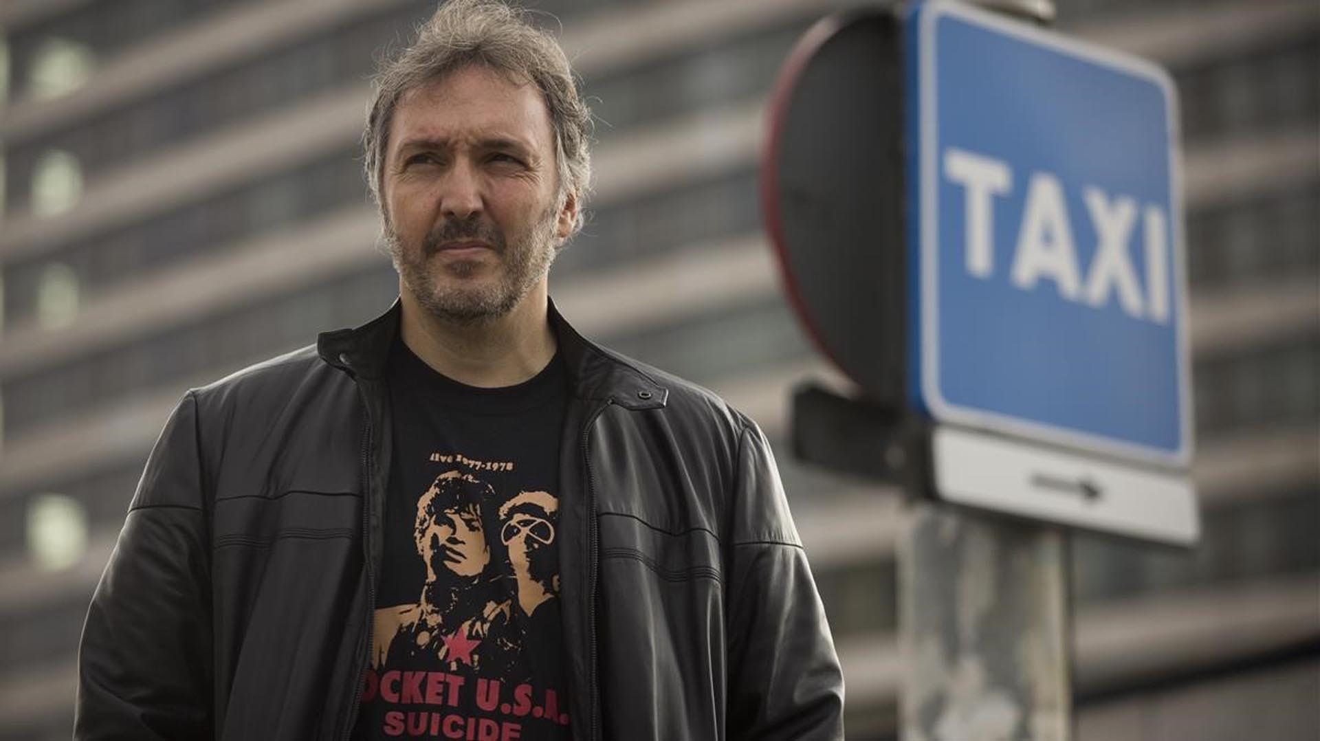 """En """"Taxi"""", el autor español sale por primera vez del género policial"""