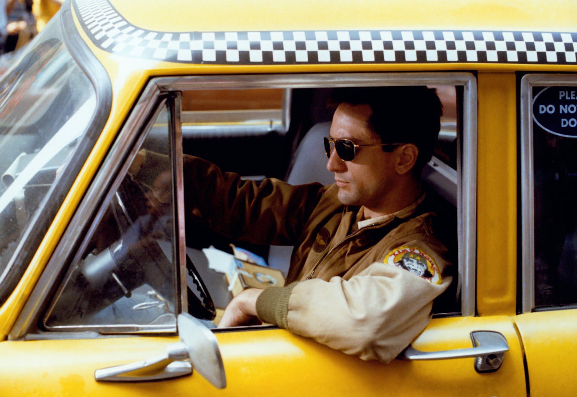 """Escena de """"Taxi Driver"""""""