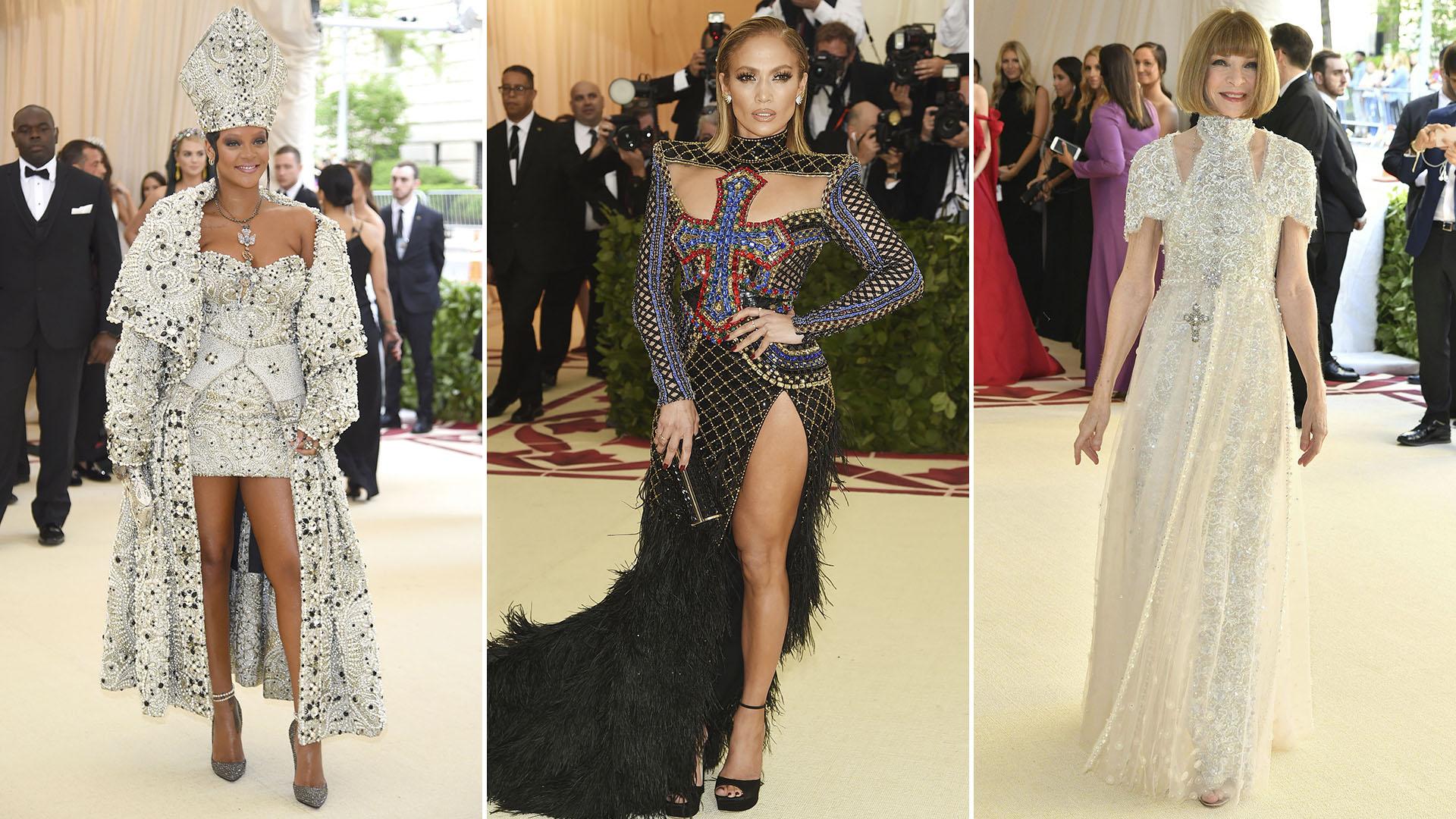 Anna Wintour encargada de posicionar y organizar el evento fashionista más imporante del mundo: la Met Gala