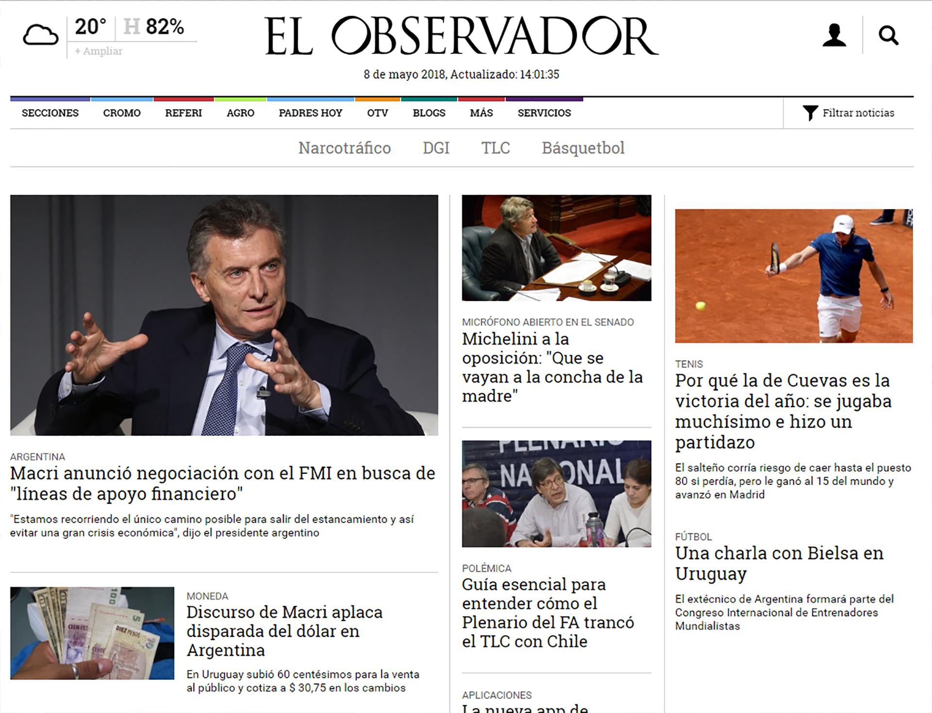 El Observadorde Uruguay