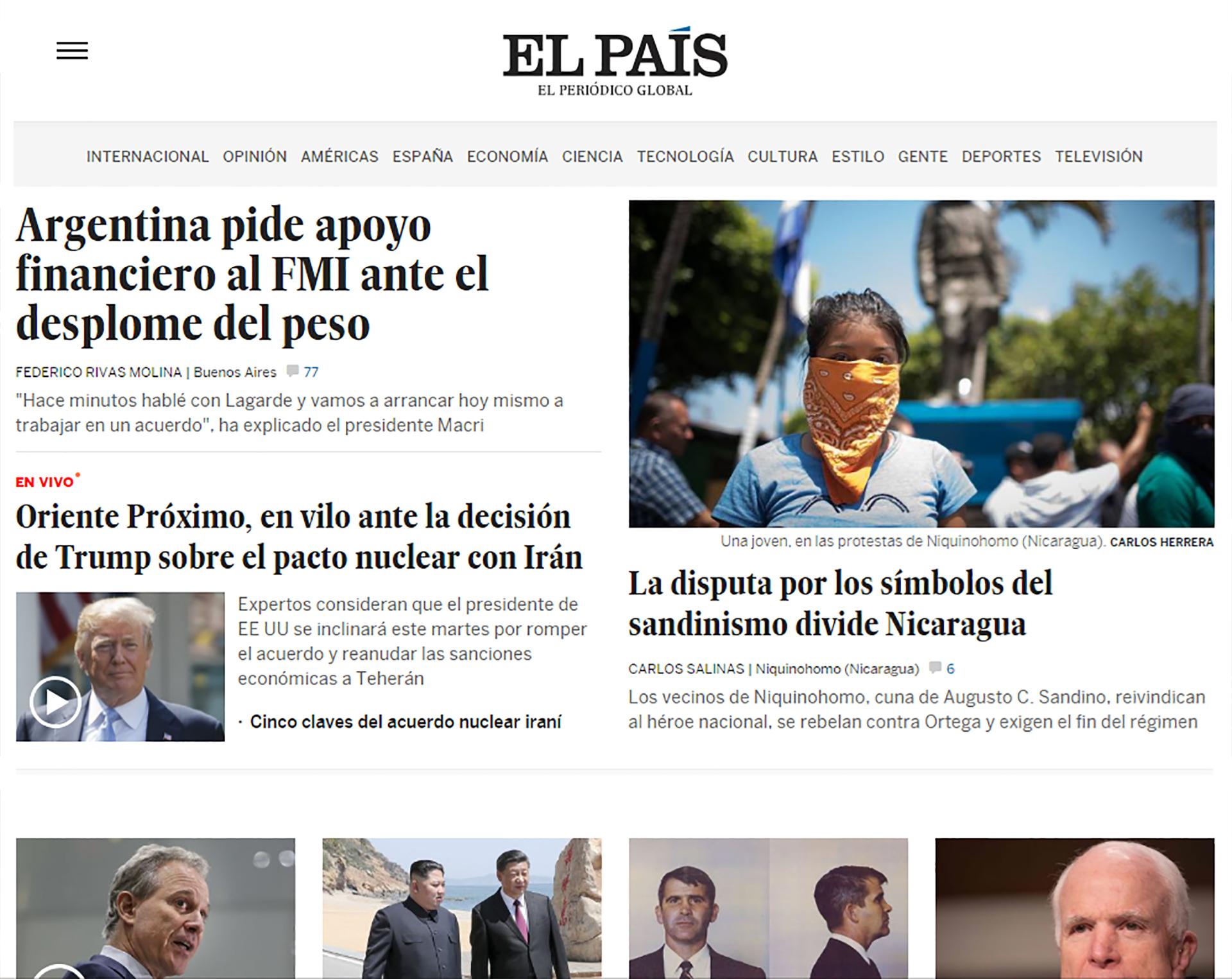 El Paísde España