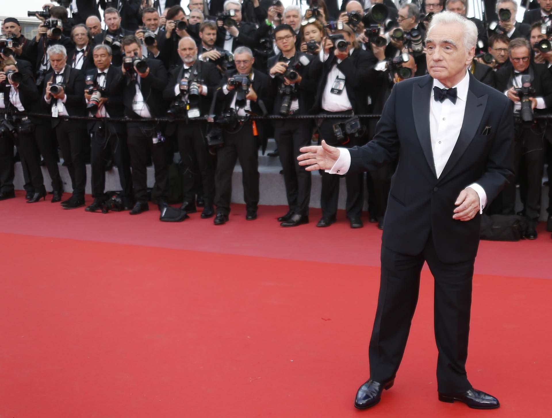 El director Martin Scorsese es una de las grandes estrellas invitada en esta nuevapremiación