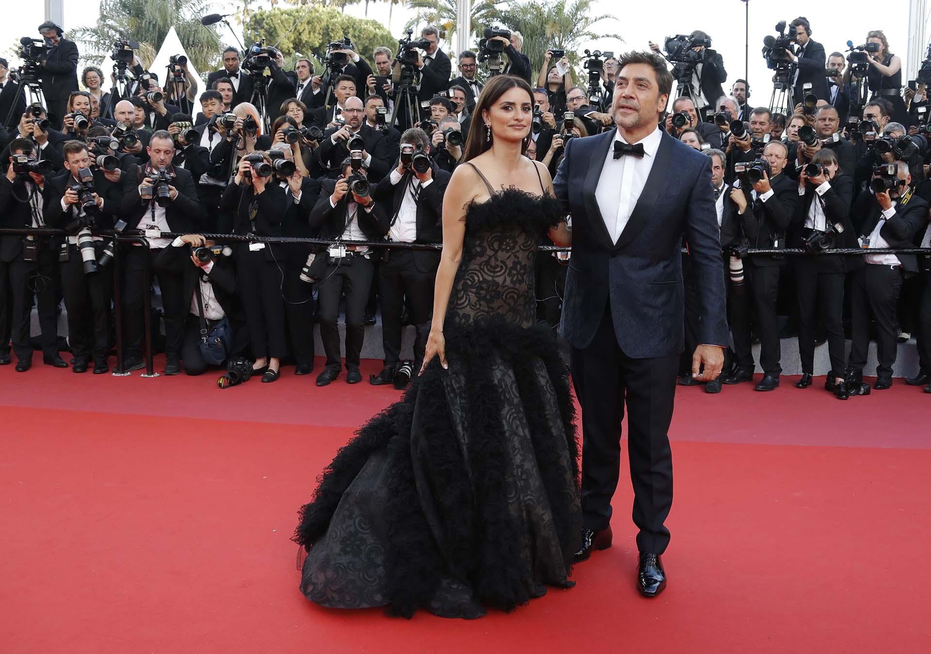 """En la 71 edición del Festival de Cannes se proyectó """"Everybody Knows"""" (Todos lo saben) , protagonizada porPenélope Cruzy Javier Bardem."""