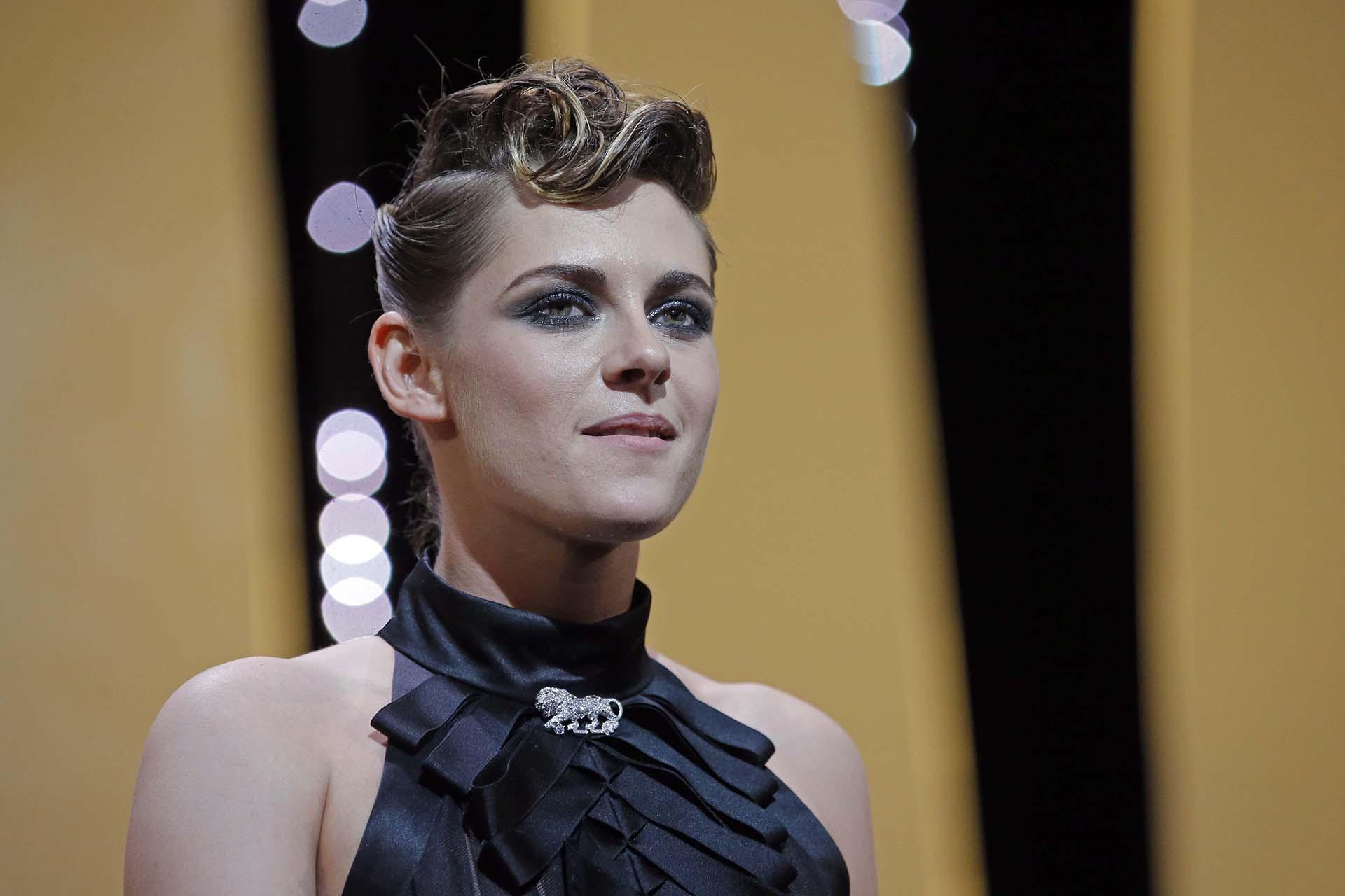 La actriz Kristen Stewart, miembro del jurado de este año