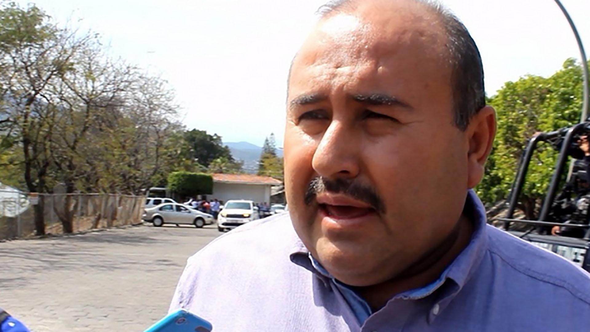 Abel Montufar Mendoza, candidato asesinado en Guerrero.