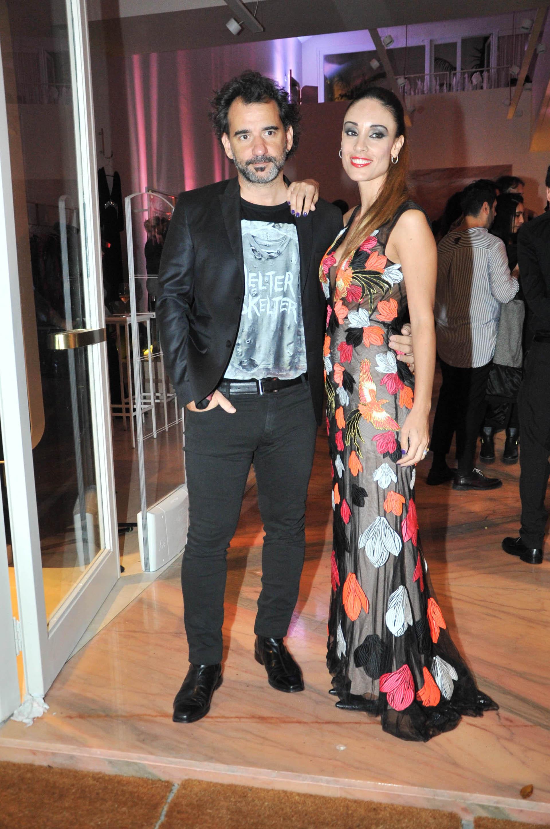 Martina Gusman y Pablo Trapero