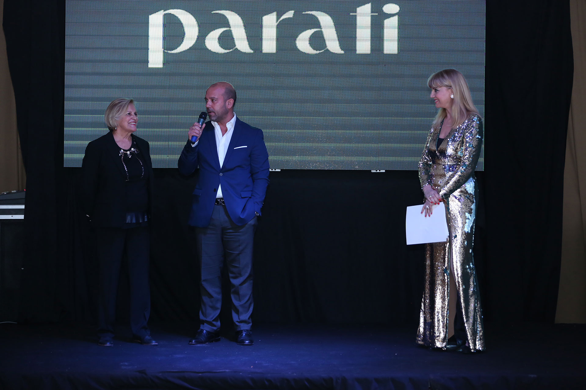 Adrián De Stéfano, director comercial y María Trinidad Perazzo, directora de relaciones públicas de Para Ti.