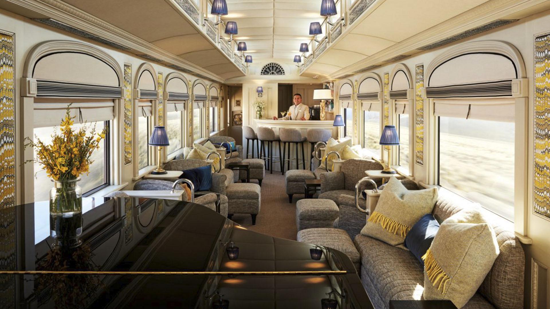 Sentir la exclusividad y la aventura de viajar en los trenes de lujo más encantadores es una experiencia que no se compara con ninguna otra