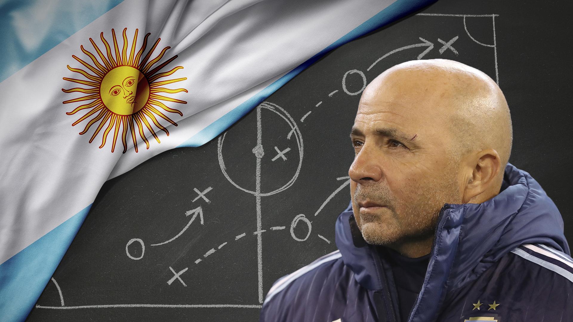 El entrenador Jorge Sampaoli dará a conocer la lista de 35preseleccionados de la Argentina para elMundial de Rusia 2018