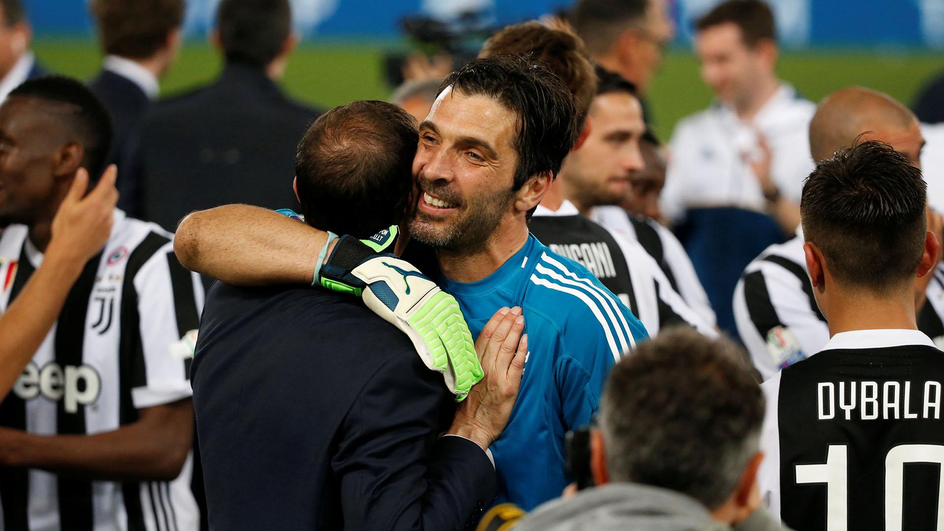 Buffon definirá en los próximos días si sigue jugando o si dice adiós al fútbol (Reuters)