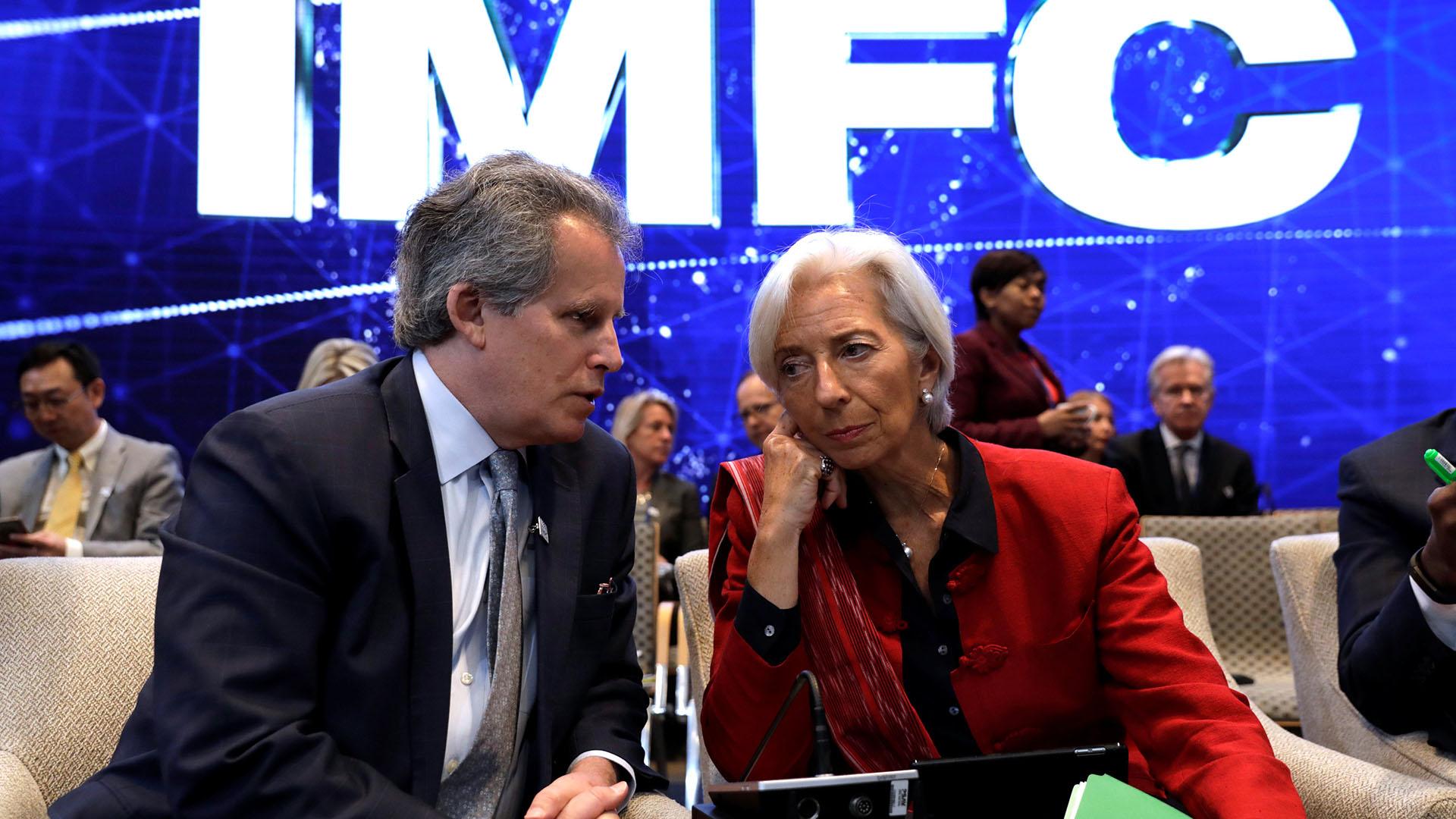 Lipton y Lagarde