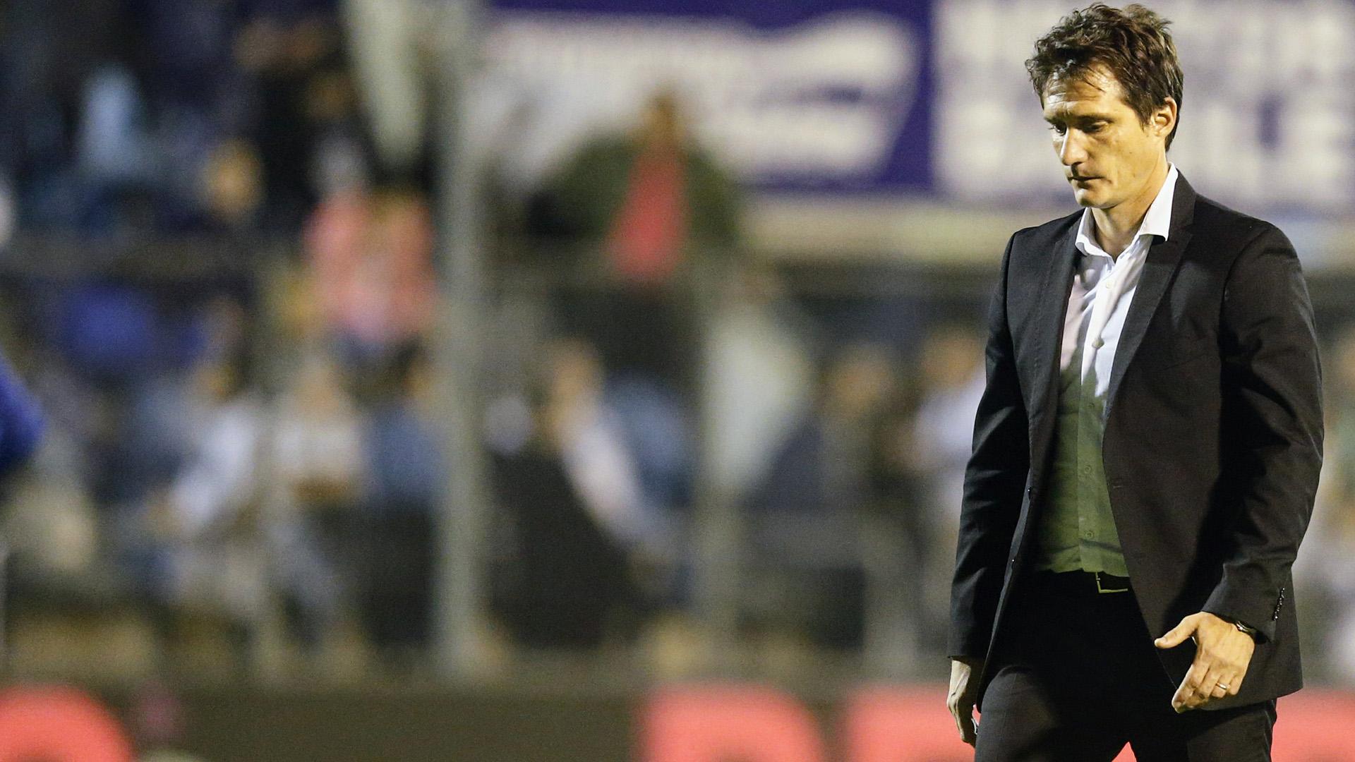 """El entrenador de Boca se mostró feliz con la nueva corona """"xeneize"""""""