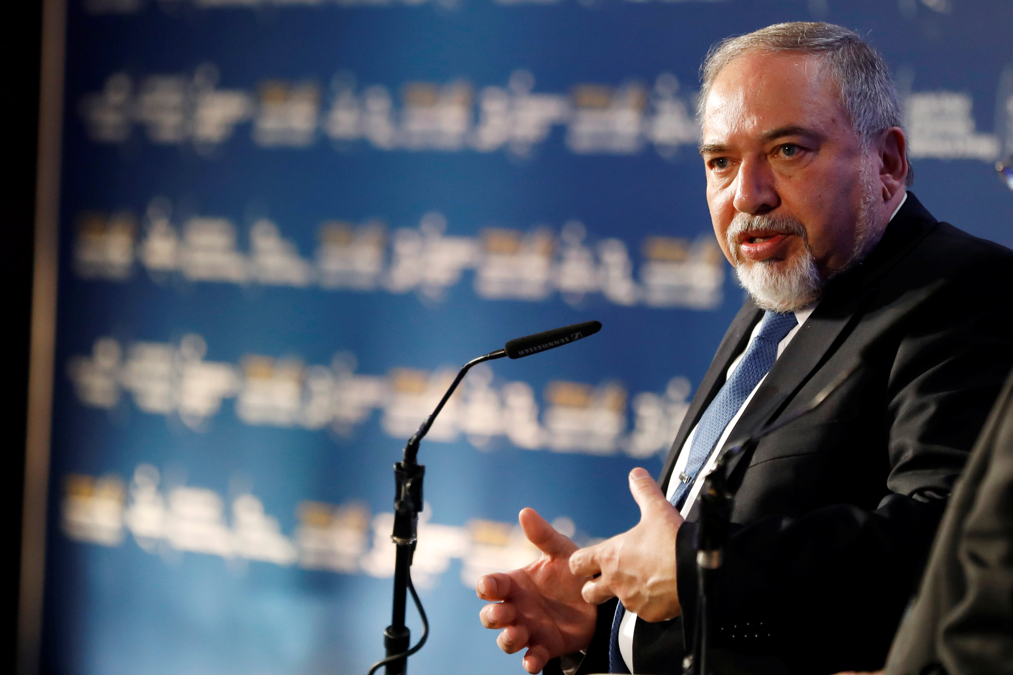 Avigdor Lieberman (Reuters)
