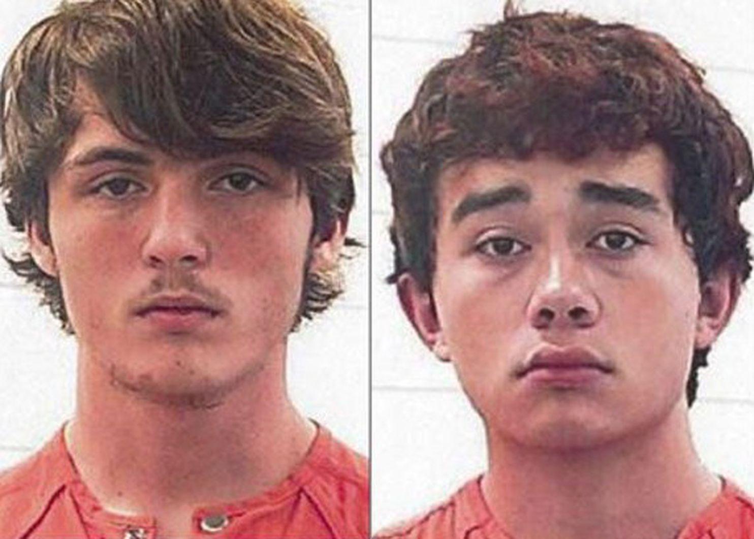 Dakota White y Brandon Warren. El primero ya fue condenado por el asesinato de Samuel Poss. El segundo enfrentará su juicio en pocos días