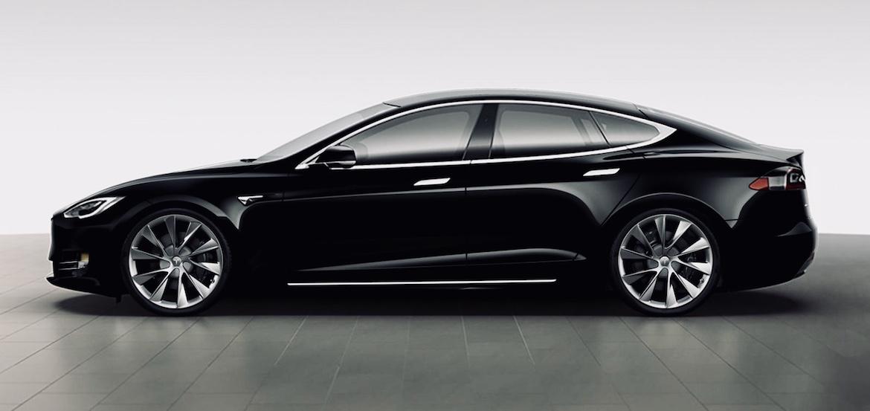 Un Model S similar al de esta fotografía protagonizó el accidente mortal