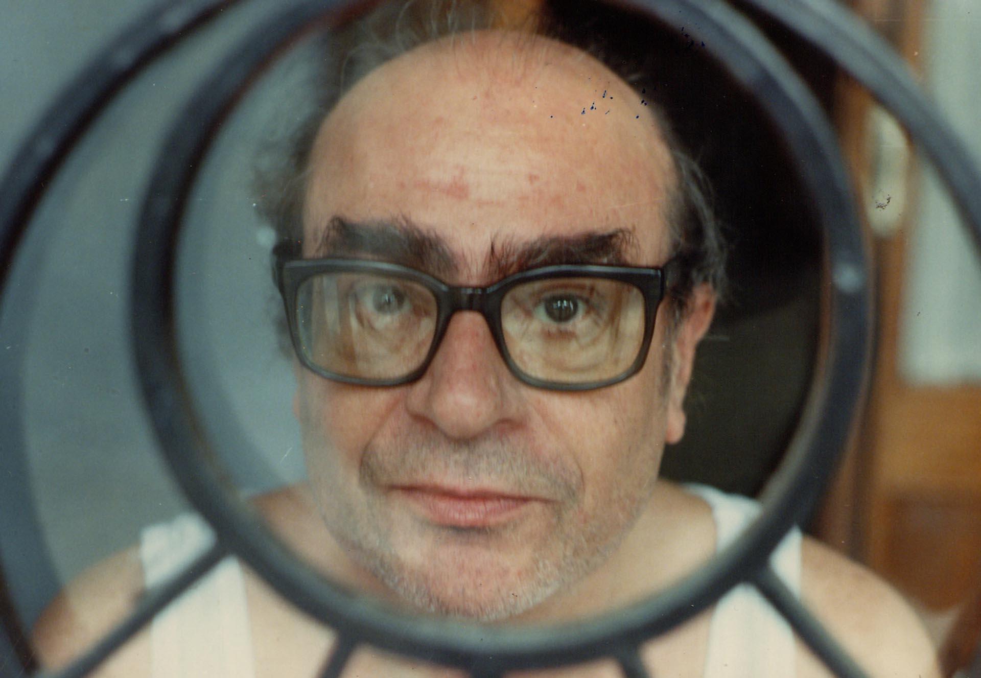 Mario Levrero (Eduardo Abel Giménez)