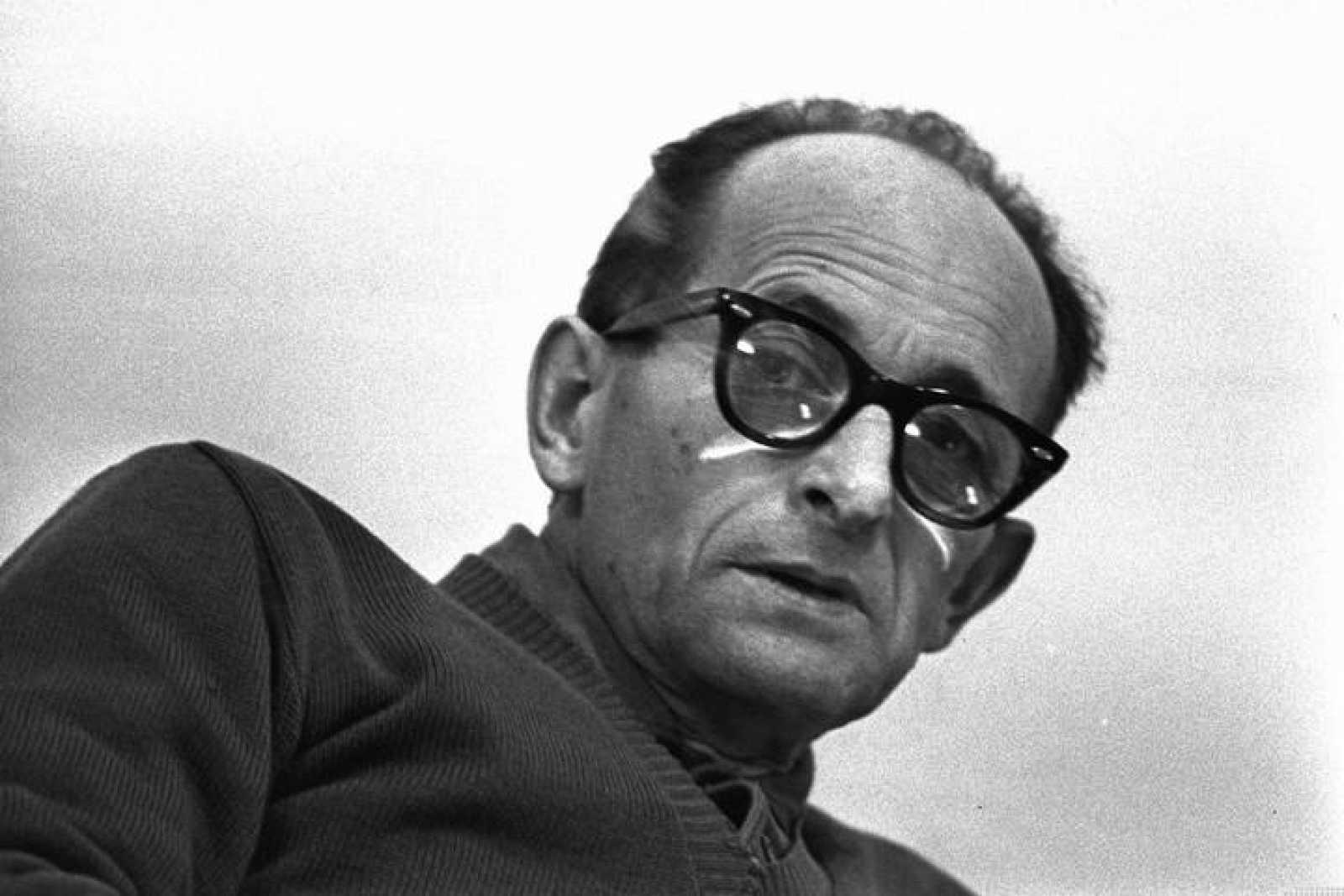 Adolf Eichmann fue uno de los criminales nazis que se ocultó en Argentina