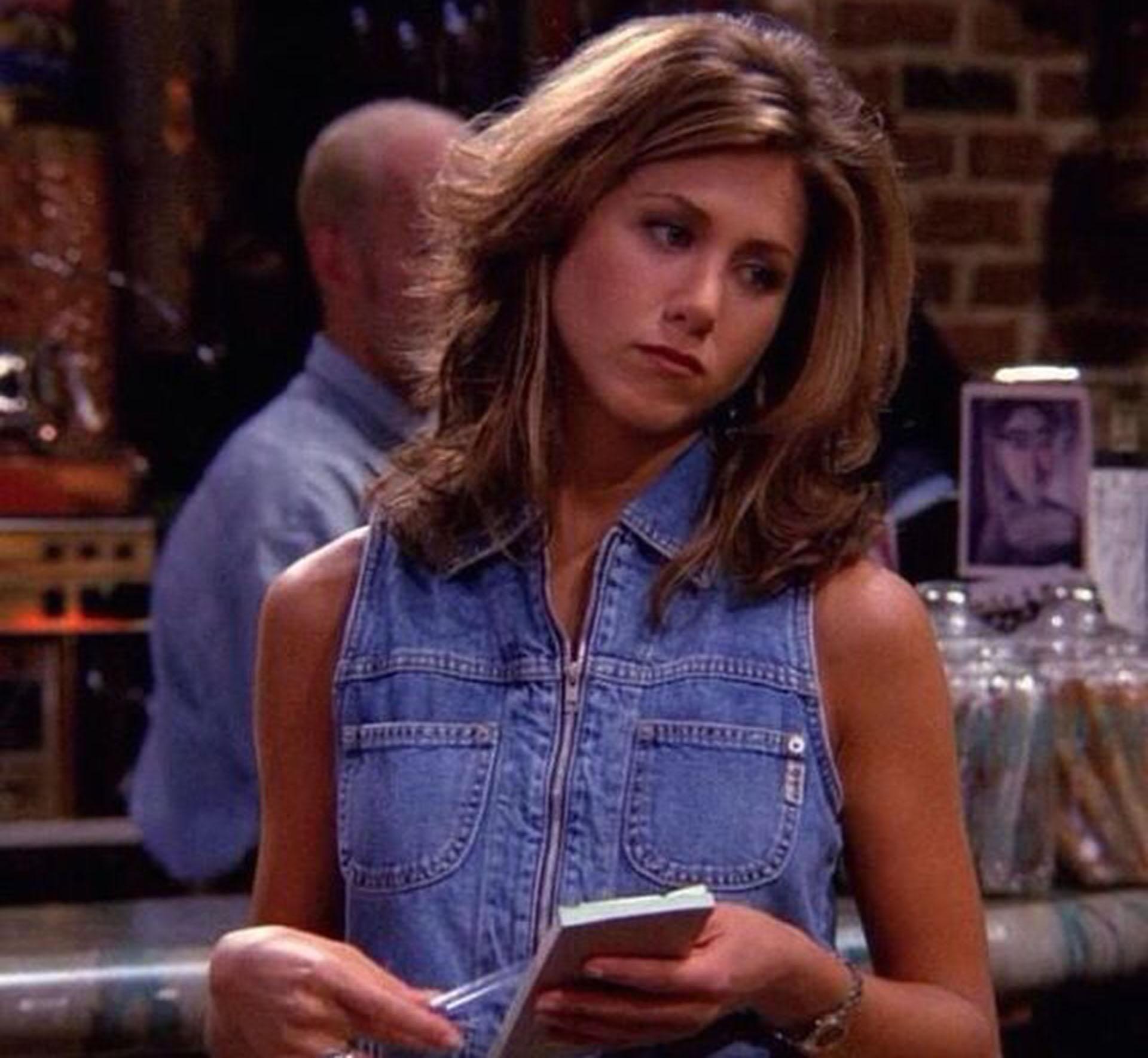 """Aniston fue Rachel en la exitosa sitcom """"Friends"""""""