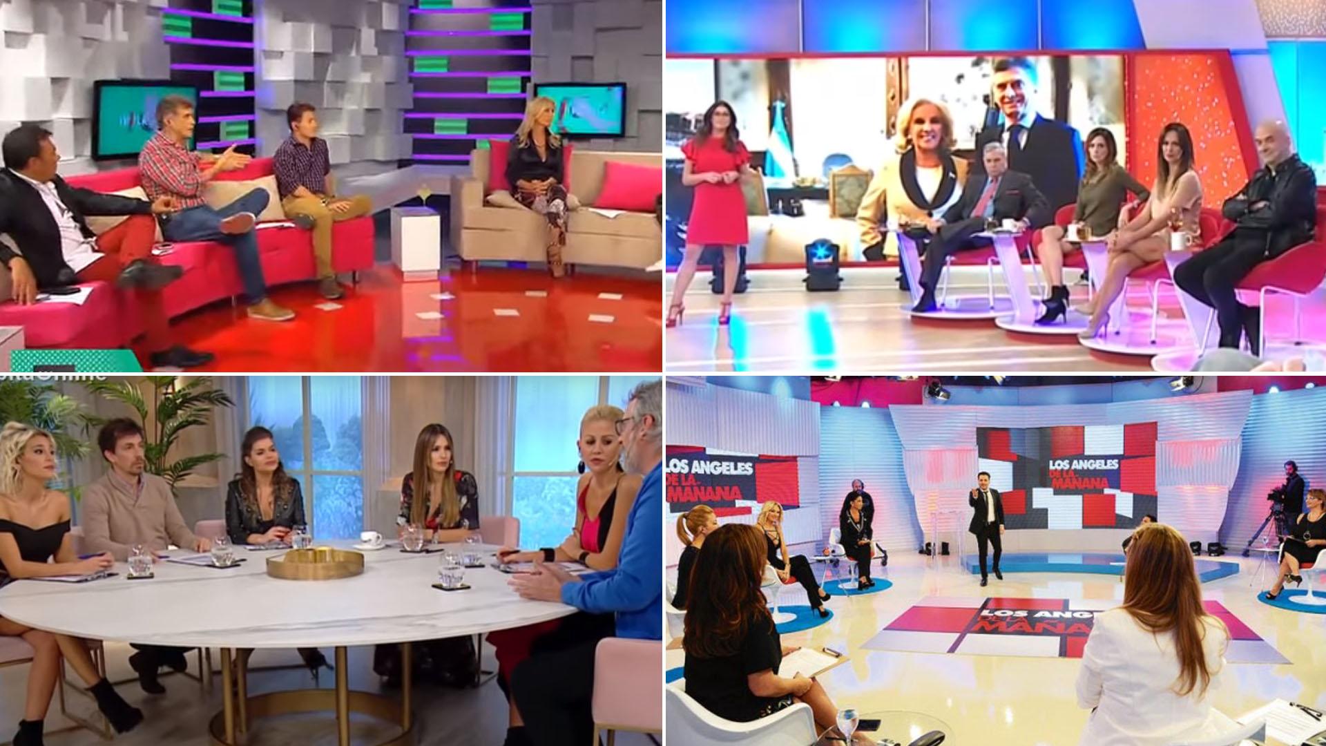 Más que una moda: se agranda la patria panelista en la televisión argentina