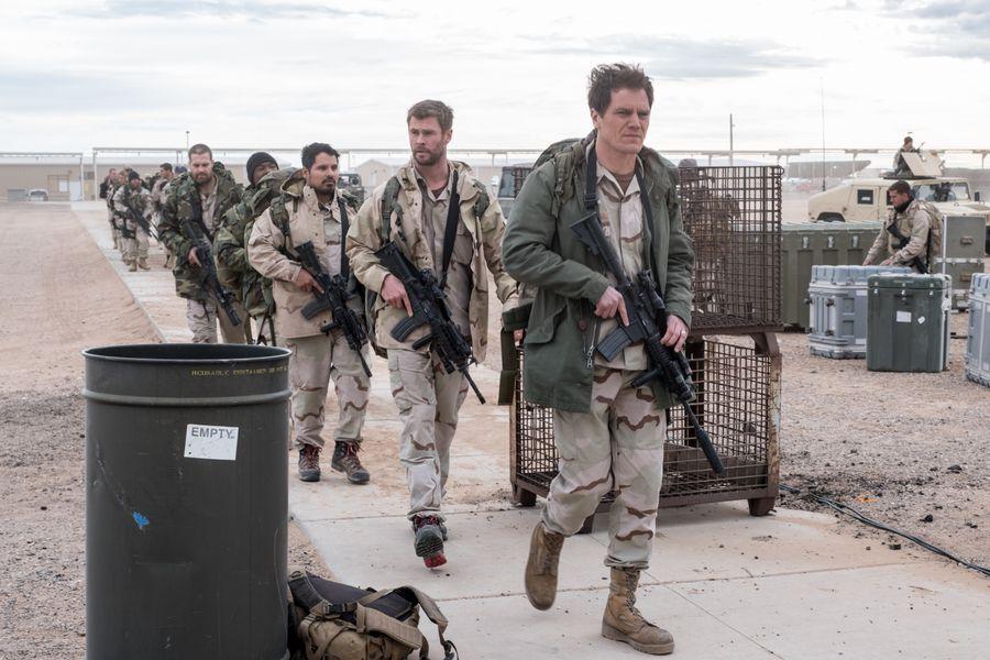 Es la segunda película que Michael Peña y Michael Shannon protagonizan juntos y que trata sobre los ataques terroristas del 11 de septiembre