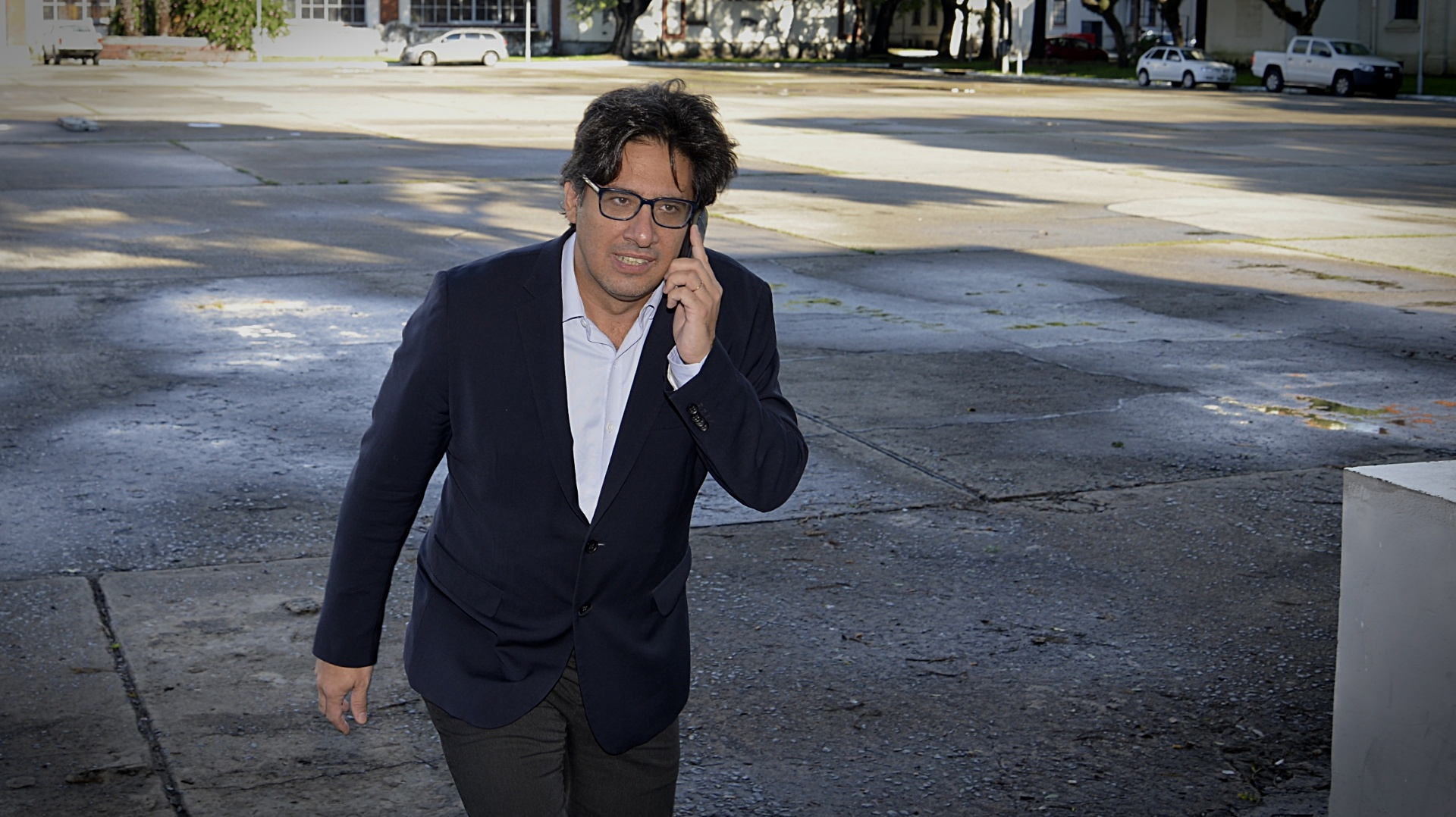 El ministro de Justicia Germán Garavano espera que la Corte falle a favor del Gobierno (Foto: Gustavo Gavotti)