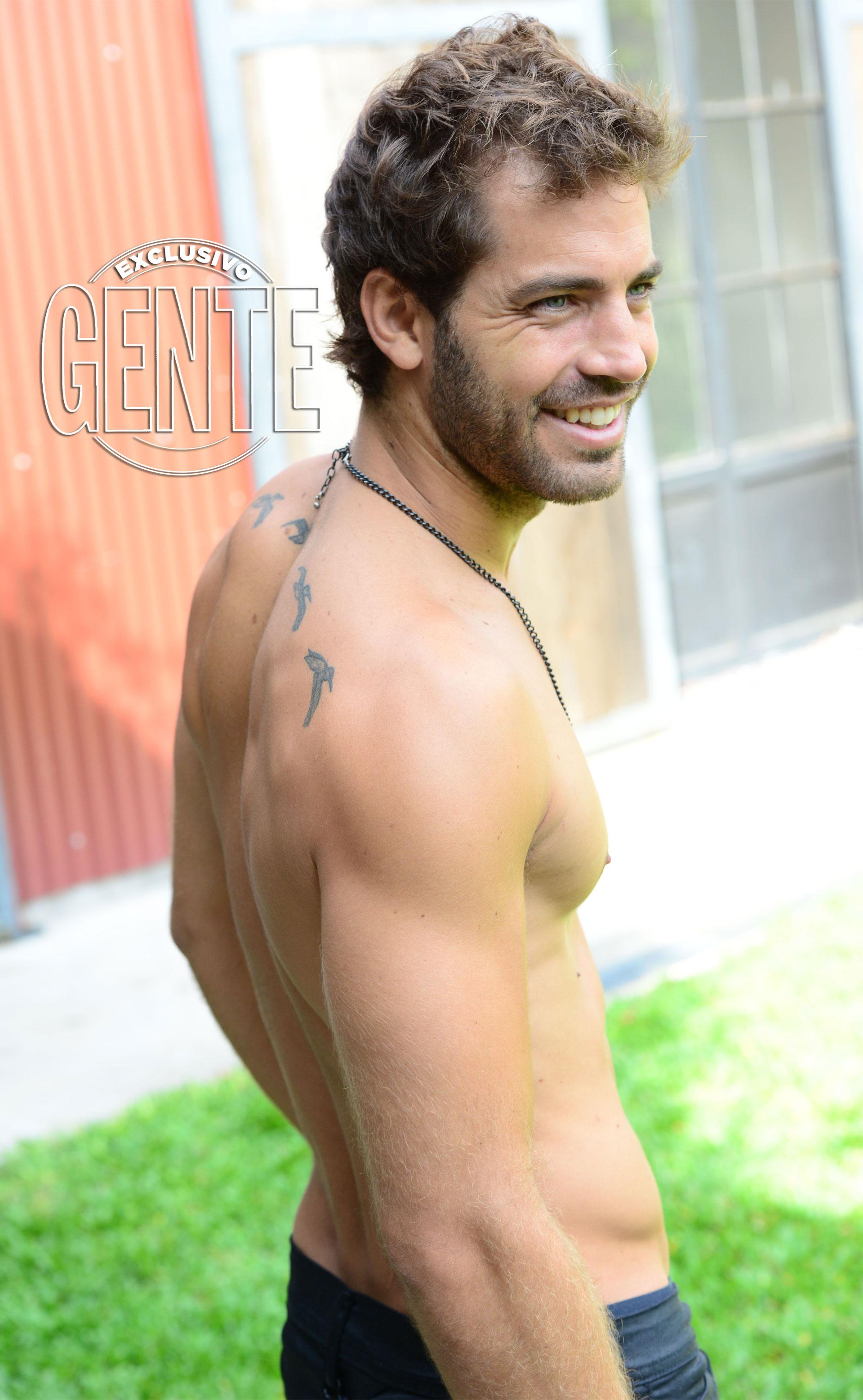 Benjamín Alfonso (Foto: Alejandro Carra/GENTE)