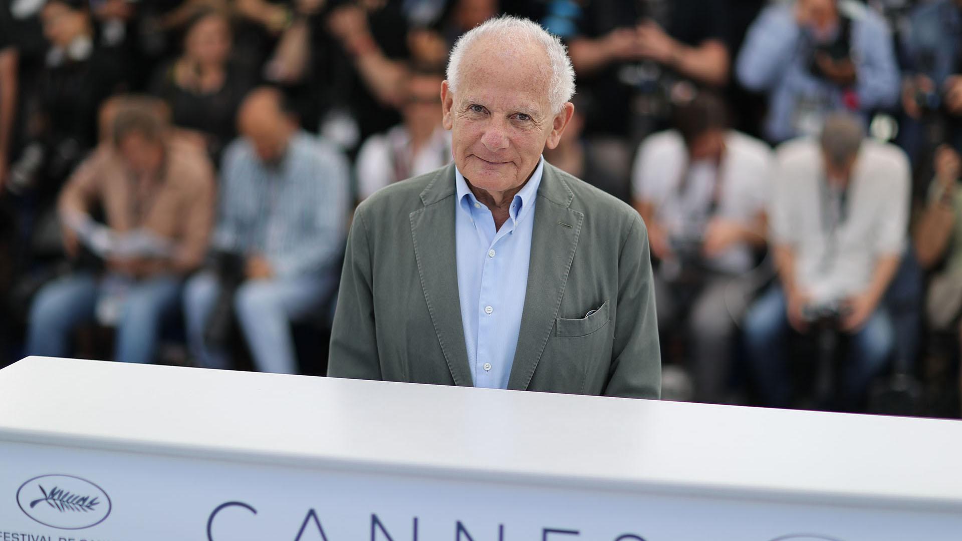 El director y productor francés Marin Karmitz (AFP)