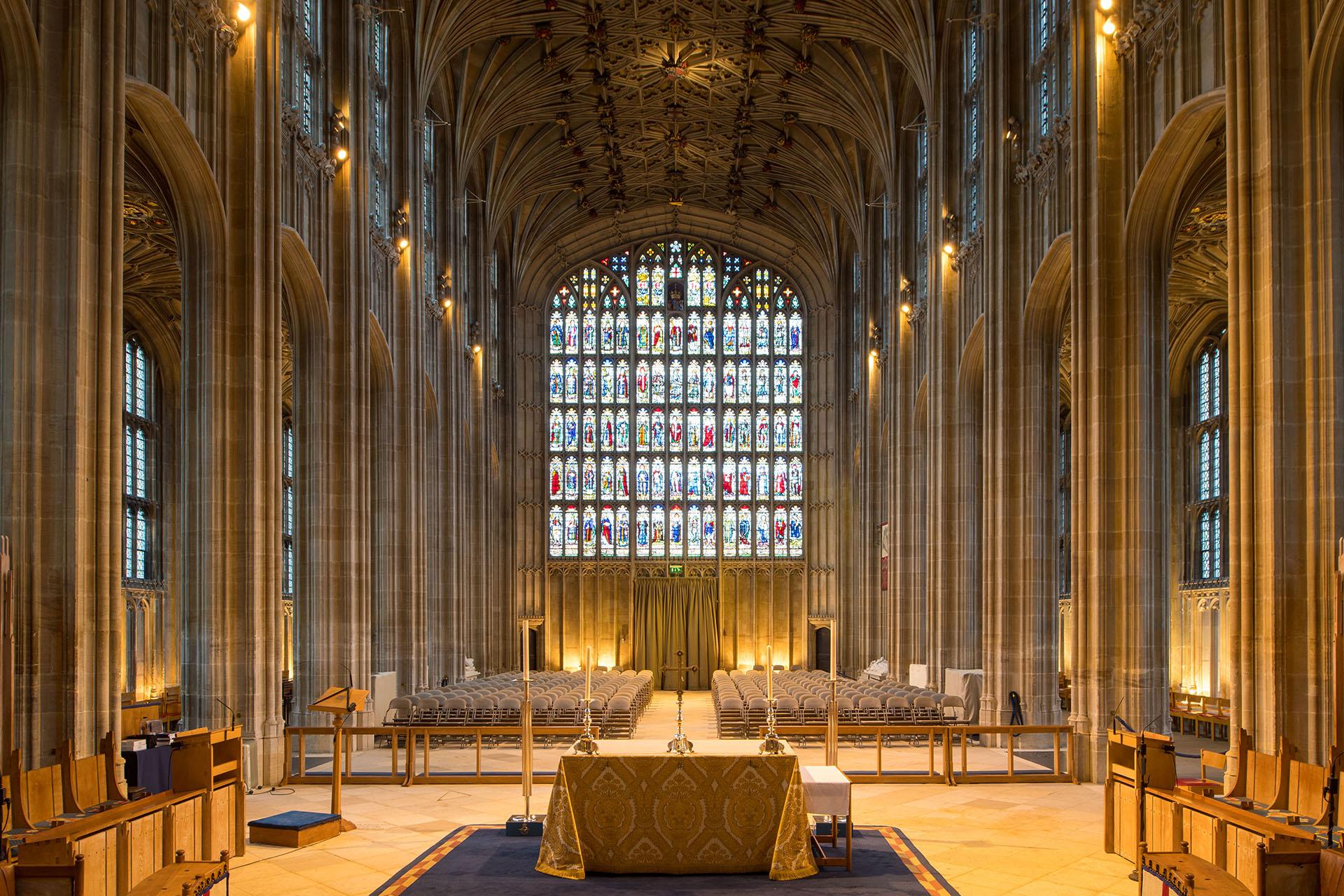 Palacio Real anunció que 600 personas fueron invitadas a la ceremonia de boda, que se celebrará en la capilla de San Jorge