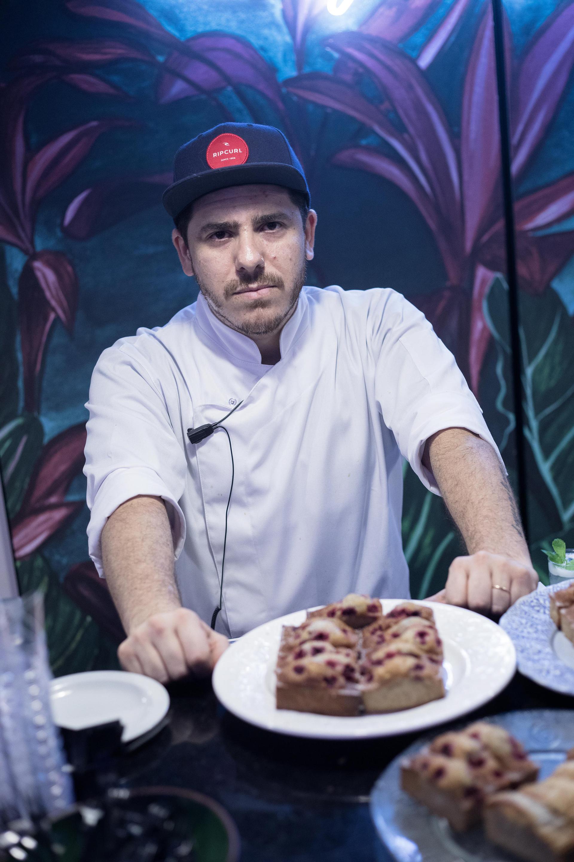 El catering de Leandro Di Mare y los tragos de Martín Olivera dieron la nota