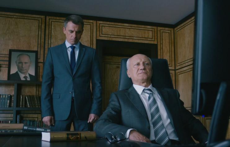 El director, Yuri Bykov, habló mal de la serie durante la segunda temporada.(Art Pictures Vision/ Pervyi Kanal)