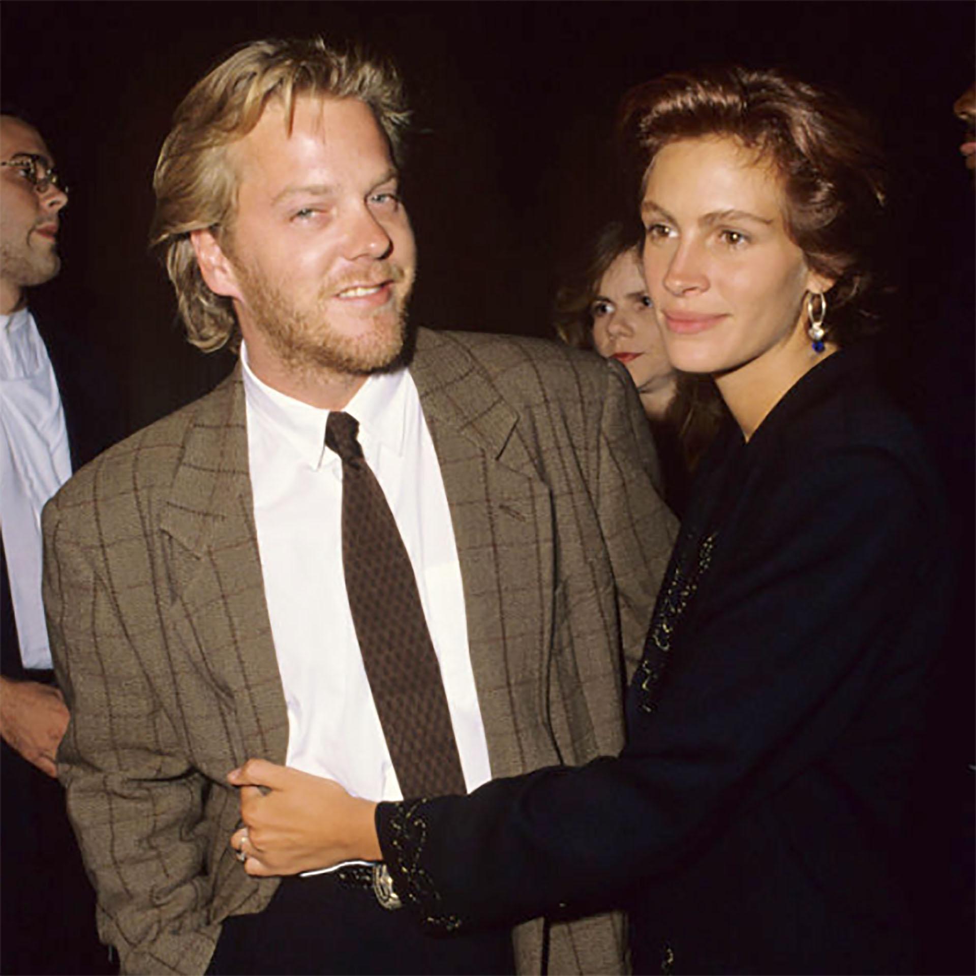 La ruptura entre Julia Roberts y Kiefer Sutherland es una de las más recordadas de Hollywood