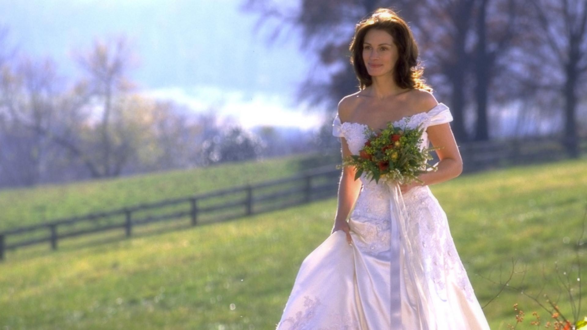 En 1999 Julia Roberts protagonizó Novia fugitiva