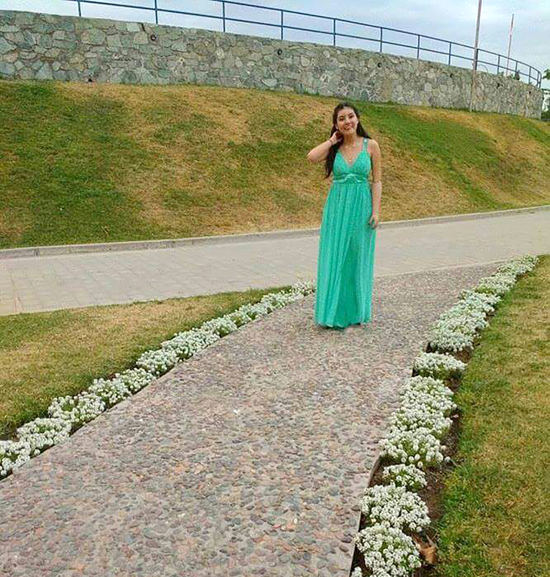 La joven de 16 años quiere irse a estudiar a Córdoba Capital y necesita volver a caminar