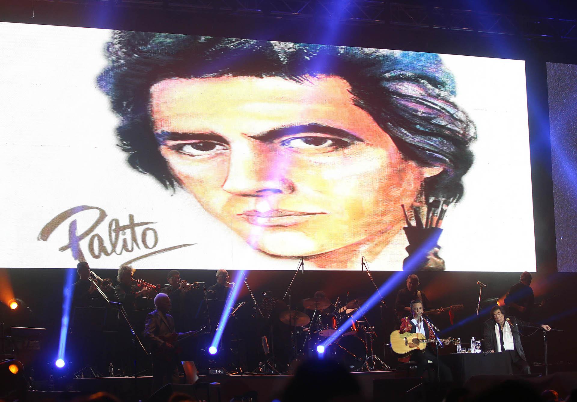 El show, con una impecable puesta en escena, fue producido por Guillermo Marín e Imagen Deportiva