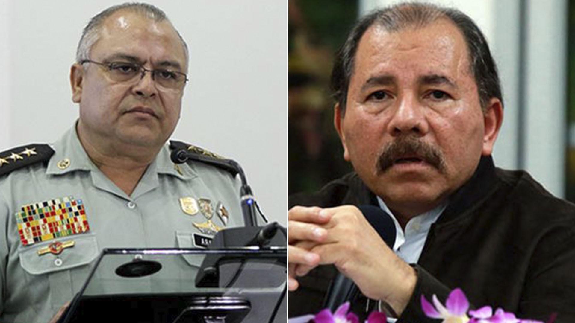 El coronel Manuel Guevara anunció que el Ejército de Nicaragua no ayudará al presidente Daniel Ortega a reprimir las manifestaciones opositoras