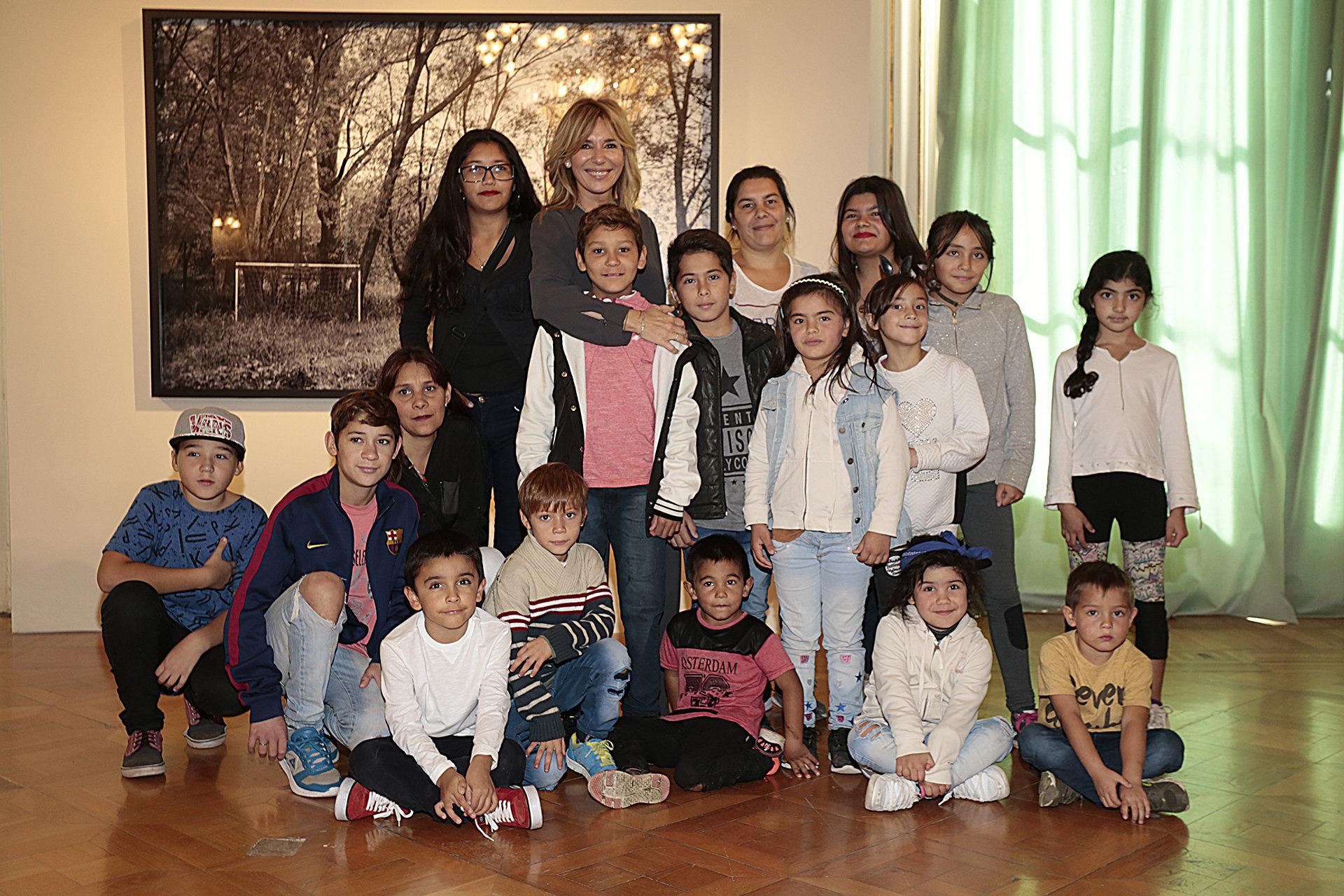 Alumnos de La Concepción