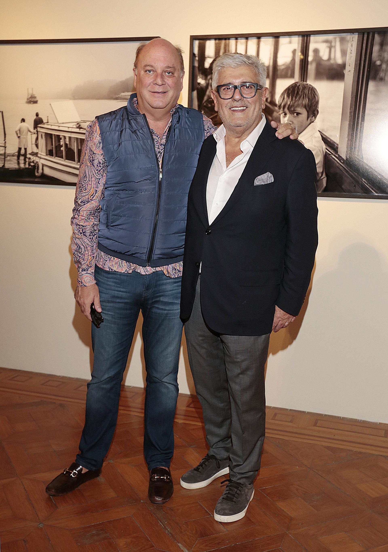 Martín Cabrales y Carlos Gorosito